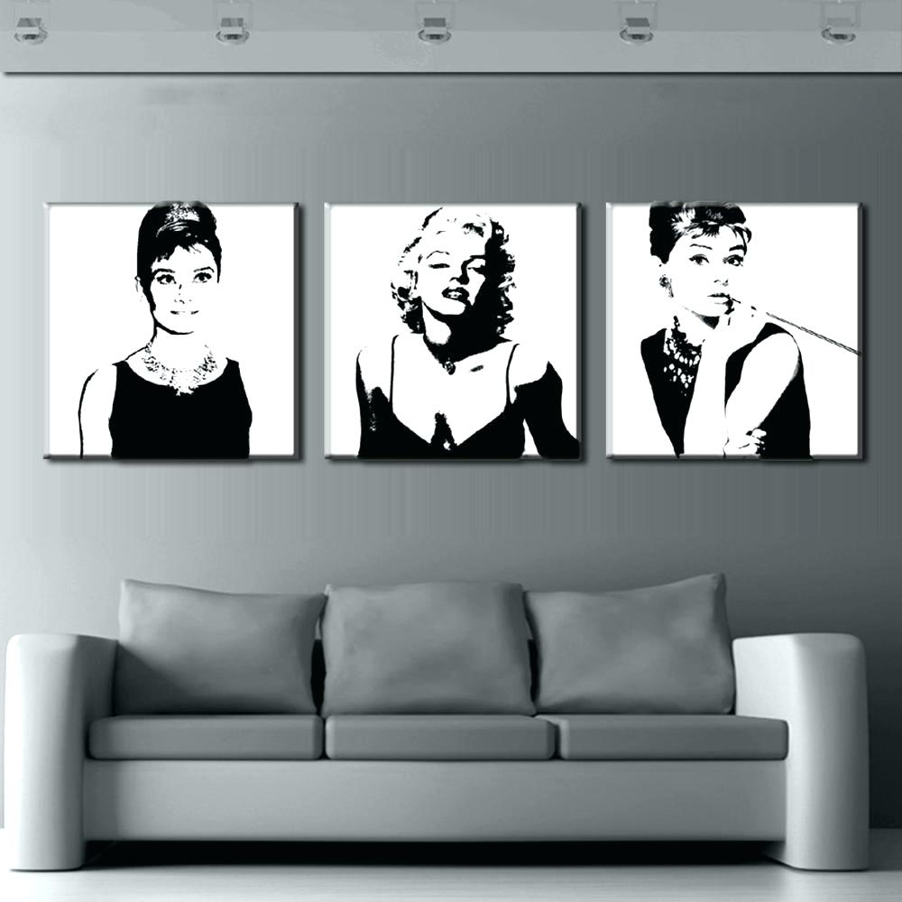 Wall Arts ~ Marilyn Monroe Wall Art Canvas Marilyn Monroe Wall Art Throughout Well Liked Marilyn Monroe Framed Wall Art (View 15 of 15)
