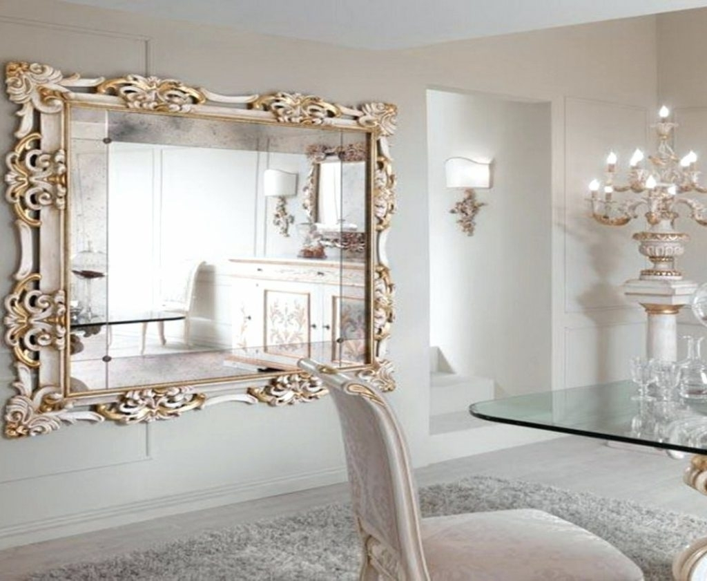 Wall Arts ~ Modern Art Deco Wall Mirror Modern Mirror Wall Art Intended For Most Recently Released Wall Art Mirrors Contemporary (View 15 of 15)