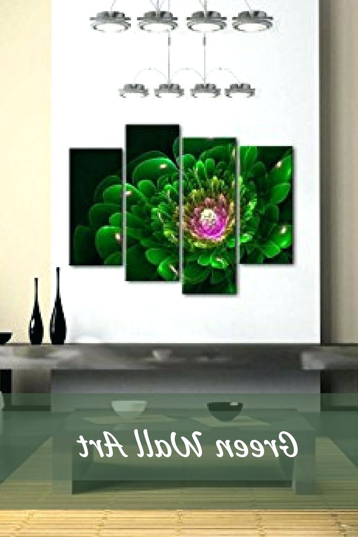Wall Arts ~ Olive Green Metal Wall Art Olive Green Wall Art Olive With 2018 Olive Green Abstract Wall Art (View 4 of 15)