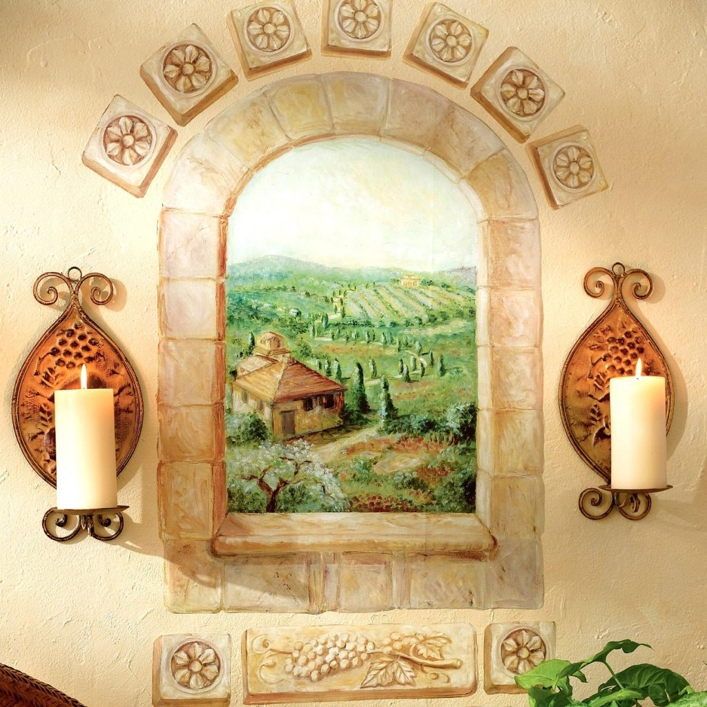 Awesome Large Outdoor Wall Art Gallery - The Wall Art Decorations ...