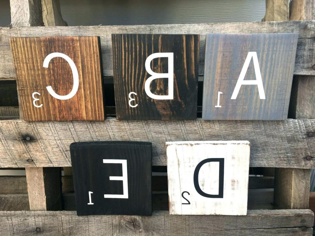 Wall Arts ~ Wall Art Letters Wood Wooden Wall Art Letters Uk In 2018 Decorative Metal Letters Wall Art (View 12 of 15)