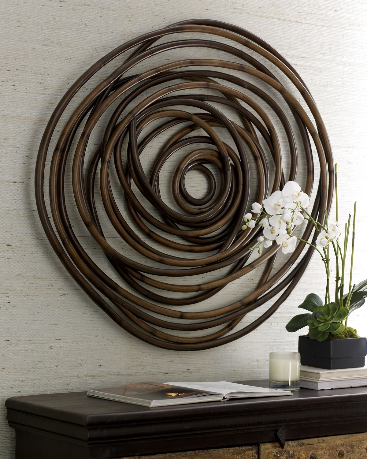 Wall Decor, Walls And Woods With Favorite Swirl Metal Wall Art (View 15 of 15)