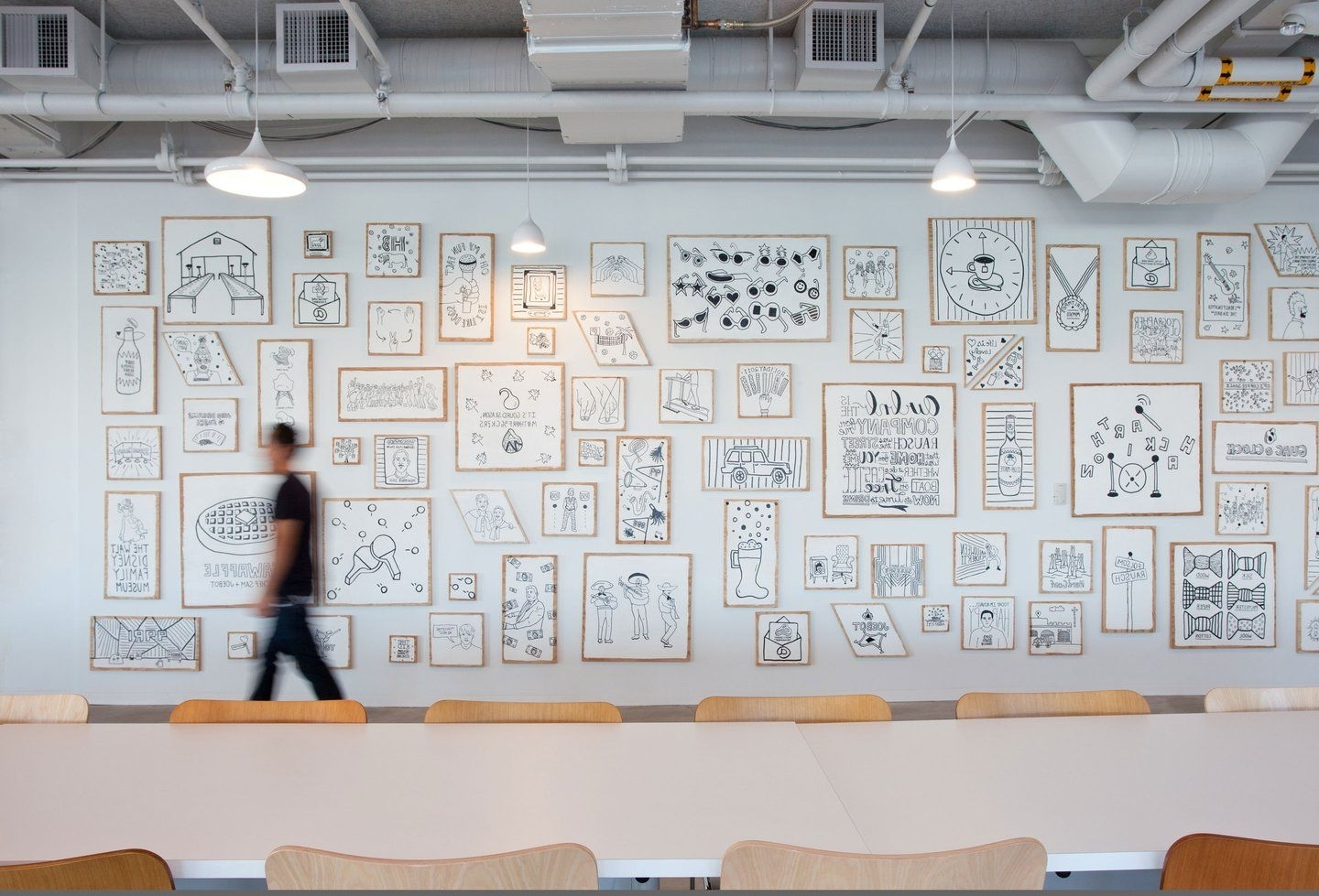 Wall Ideas Pertaining To Wall Art For Office Space (View 3 of 15)