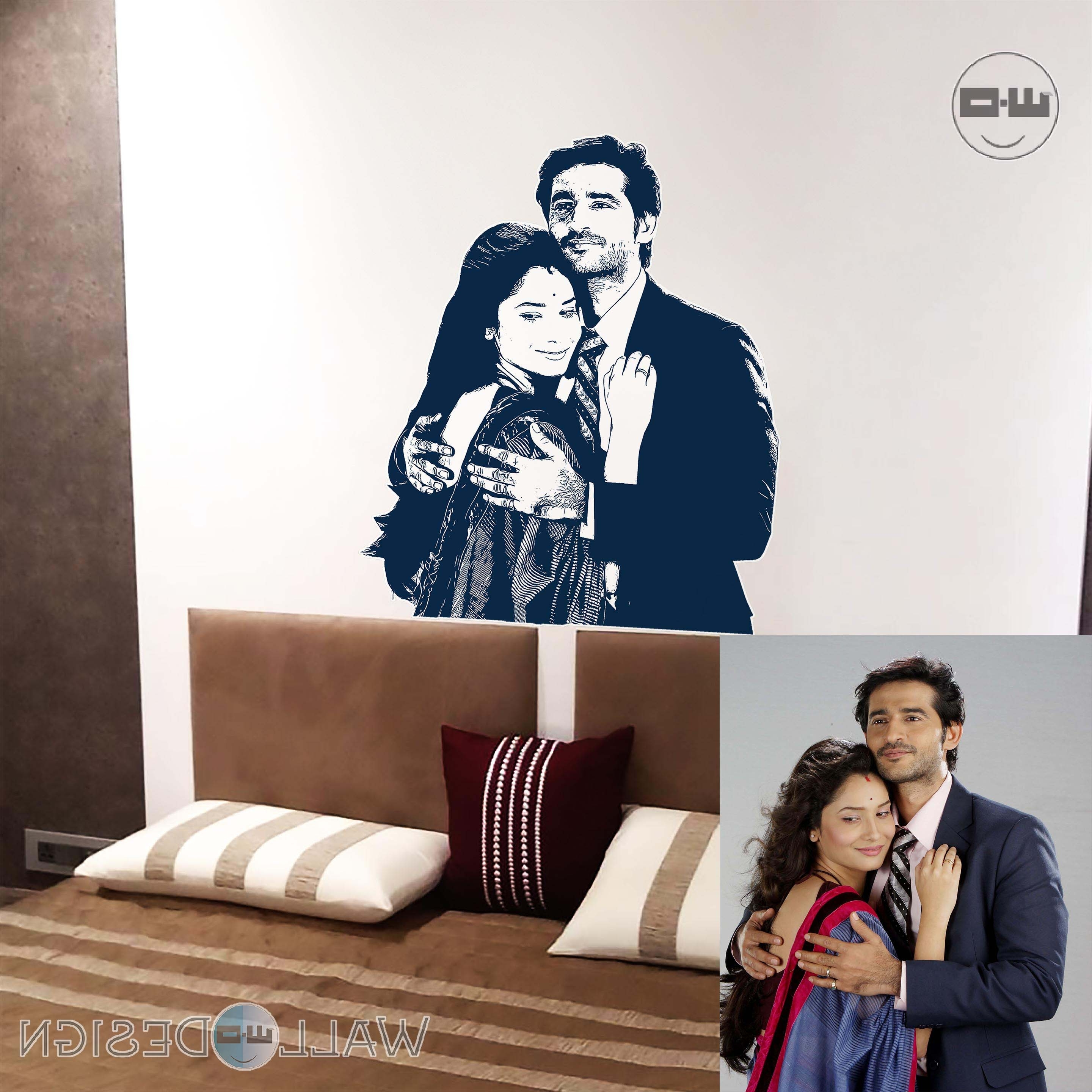 Wall Stickers & Decals – Buy Online From Walldesign (View 15 of 15)