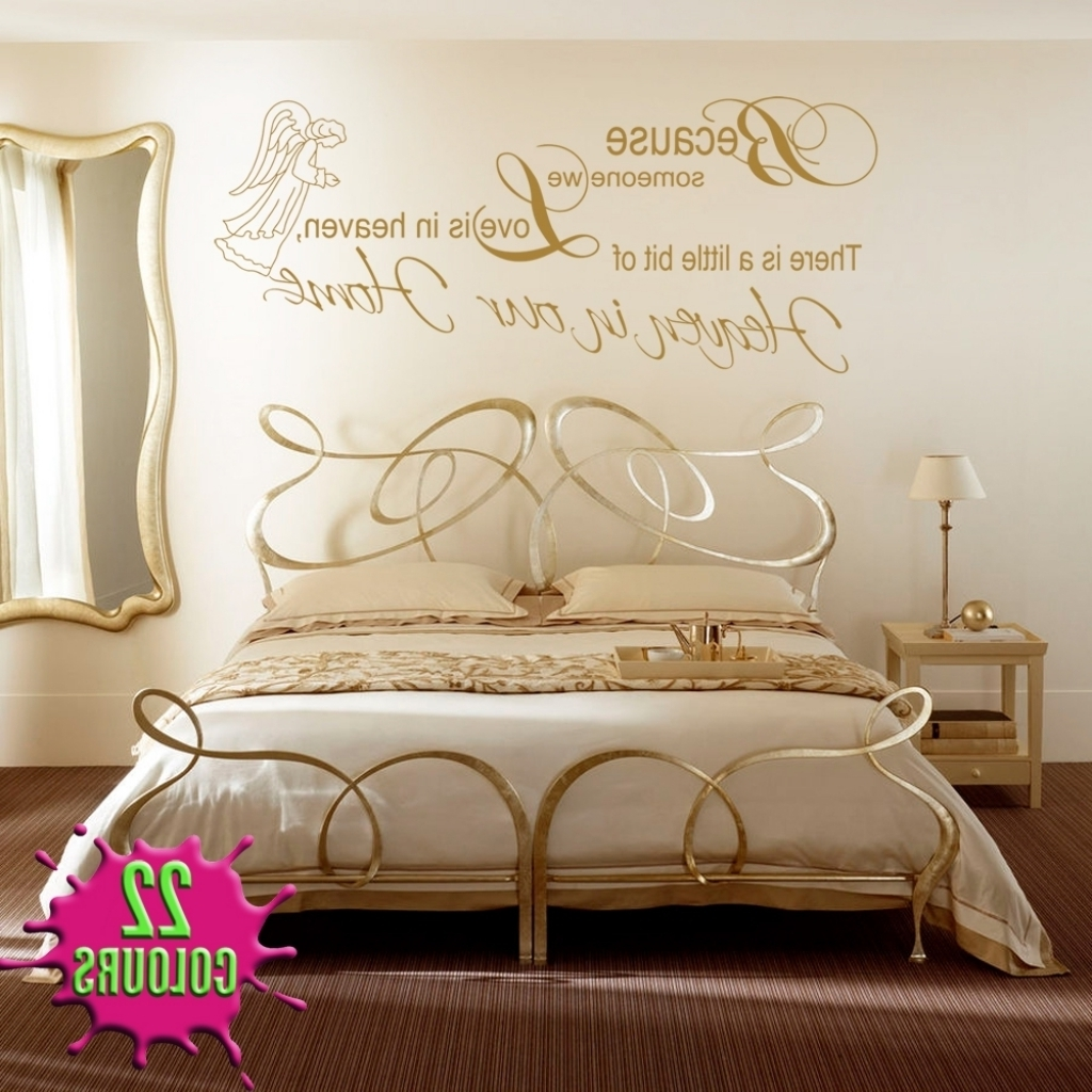 Featured Photo of Gold Wall Art Stickers