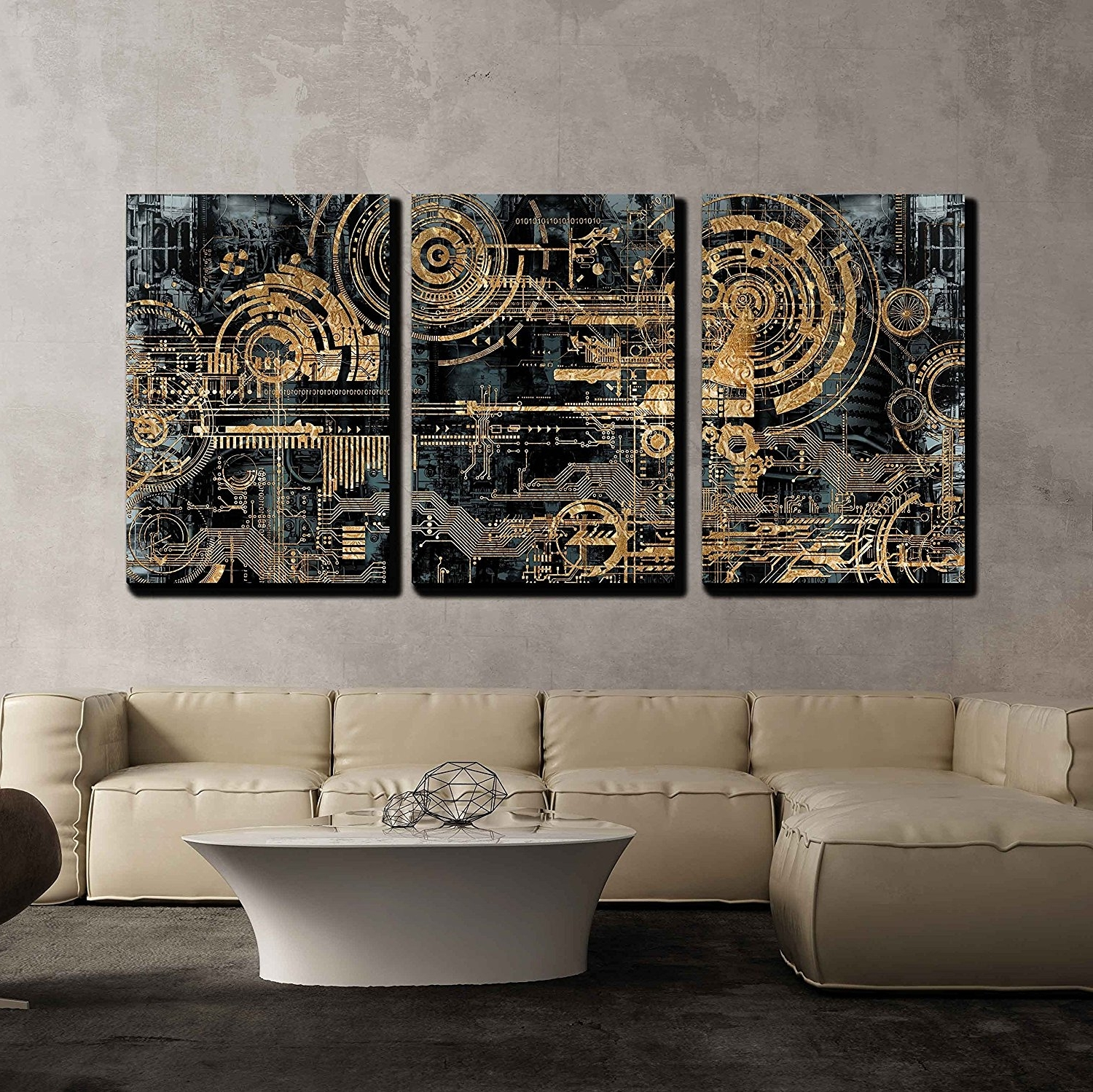 Wall26 – Art Prints – Framed Art – Canvas Prints – Greeting For Newest Electronic Wall Art (View 15 of 15)