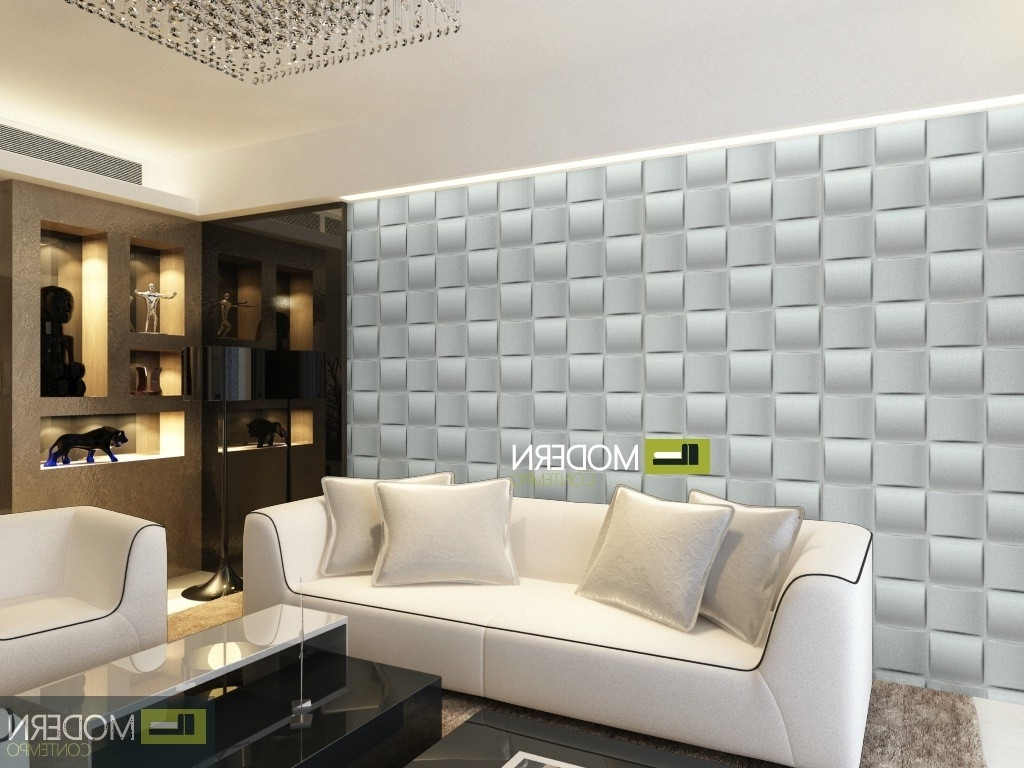 Weave 3D Wall Panel With Famous 3D Plastic Wall Panels (View 15 of 15)