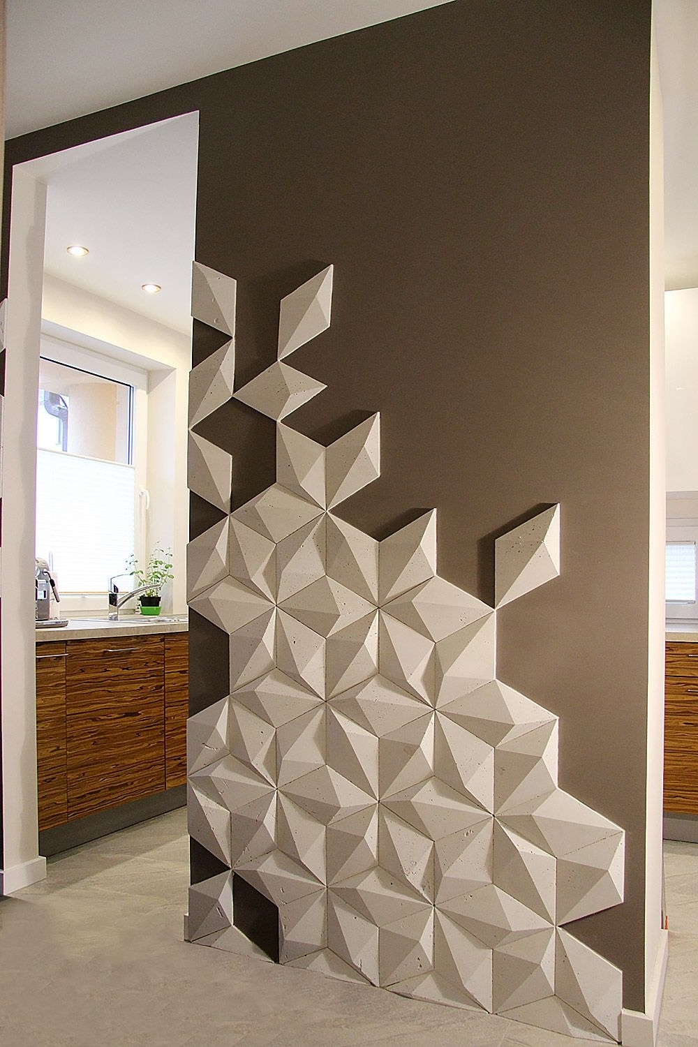 Well Known 3D Wall Art And Interiors Pertaining To Klinika Betonu (View 15 of 15)