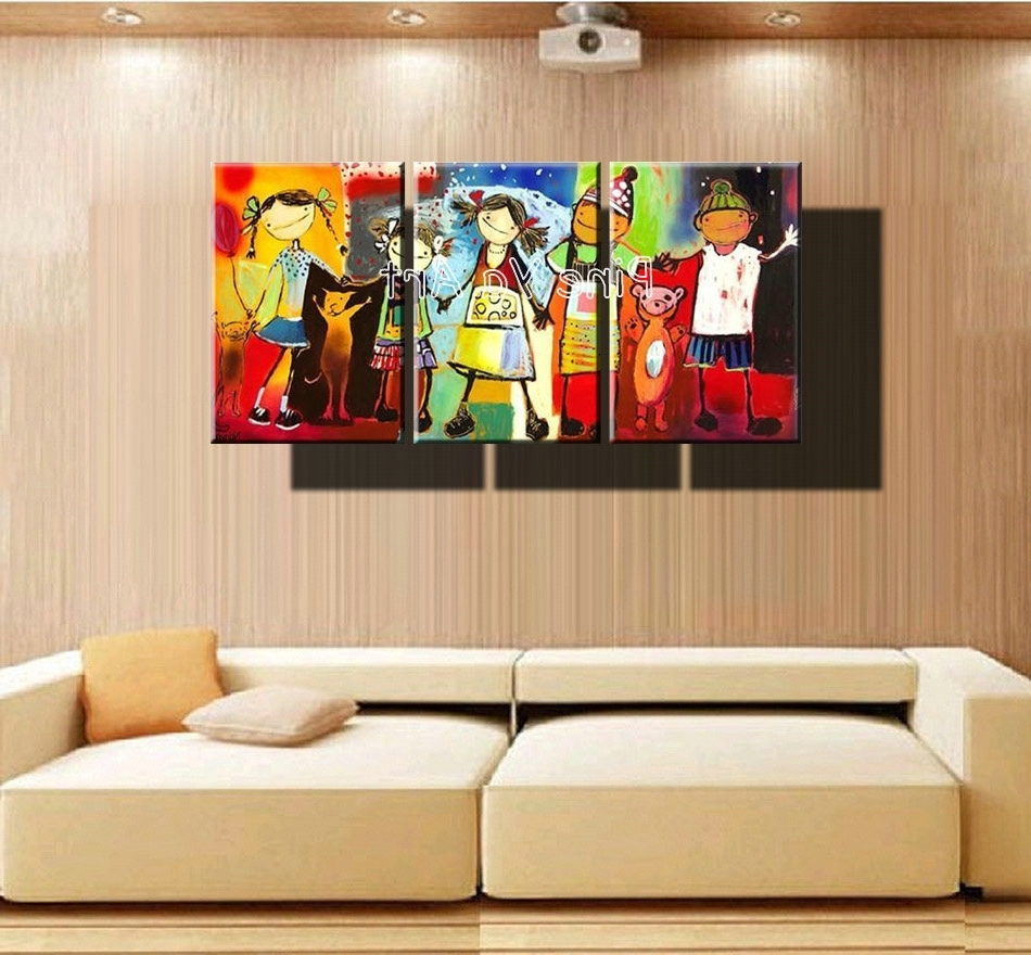 Well Known Abstract Wall Art For Bedroom In Wall Art Designs: Awesome Abstract Wall Art For Living Room With (View 9 of 15)