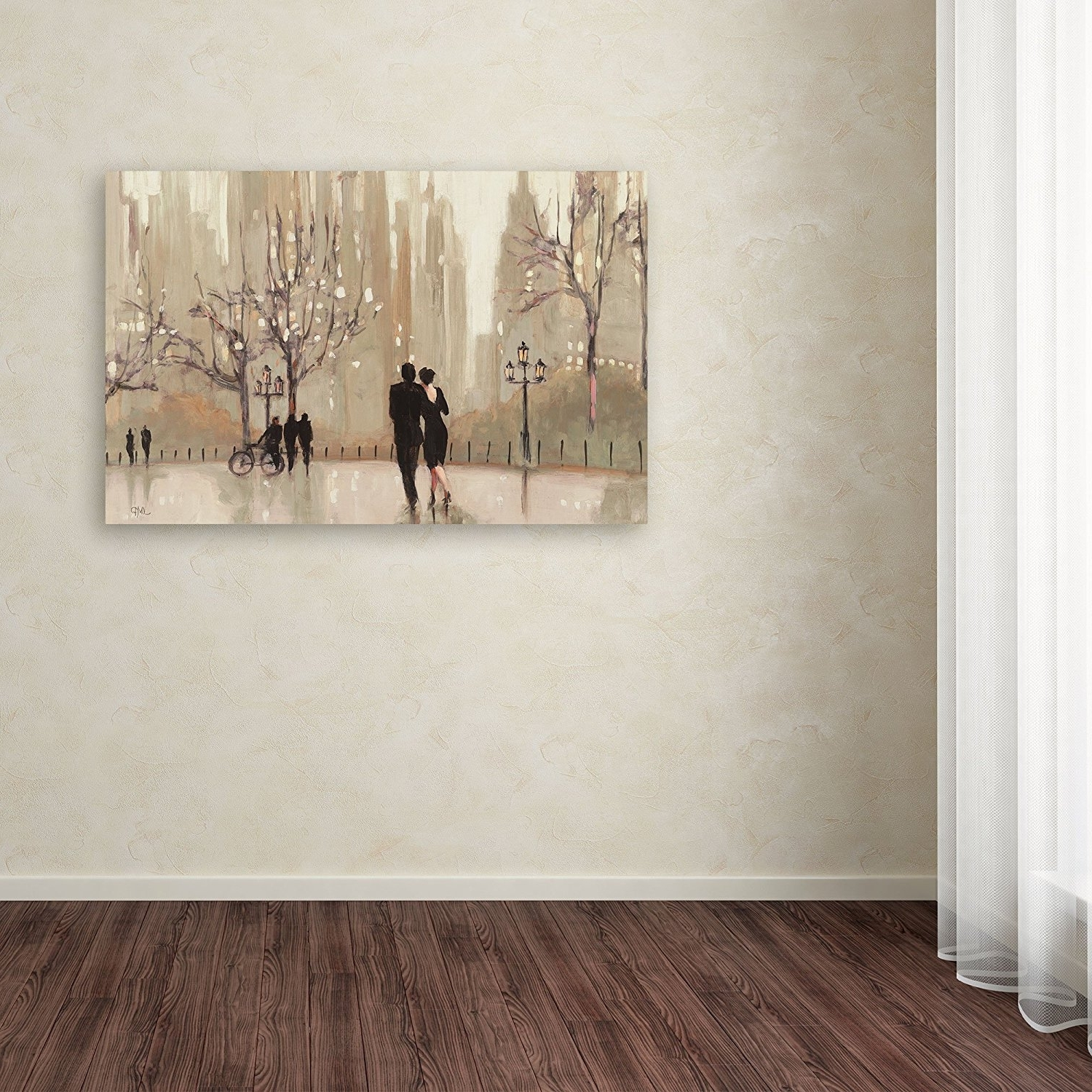 Well Known Amazon: An Evening Out Neutral Artworkjulia Purinton, 30 Inside Neutral Wall Art (View 13 of 15)