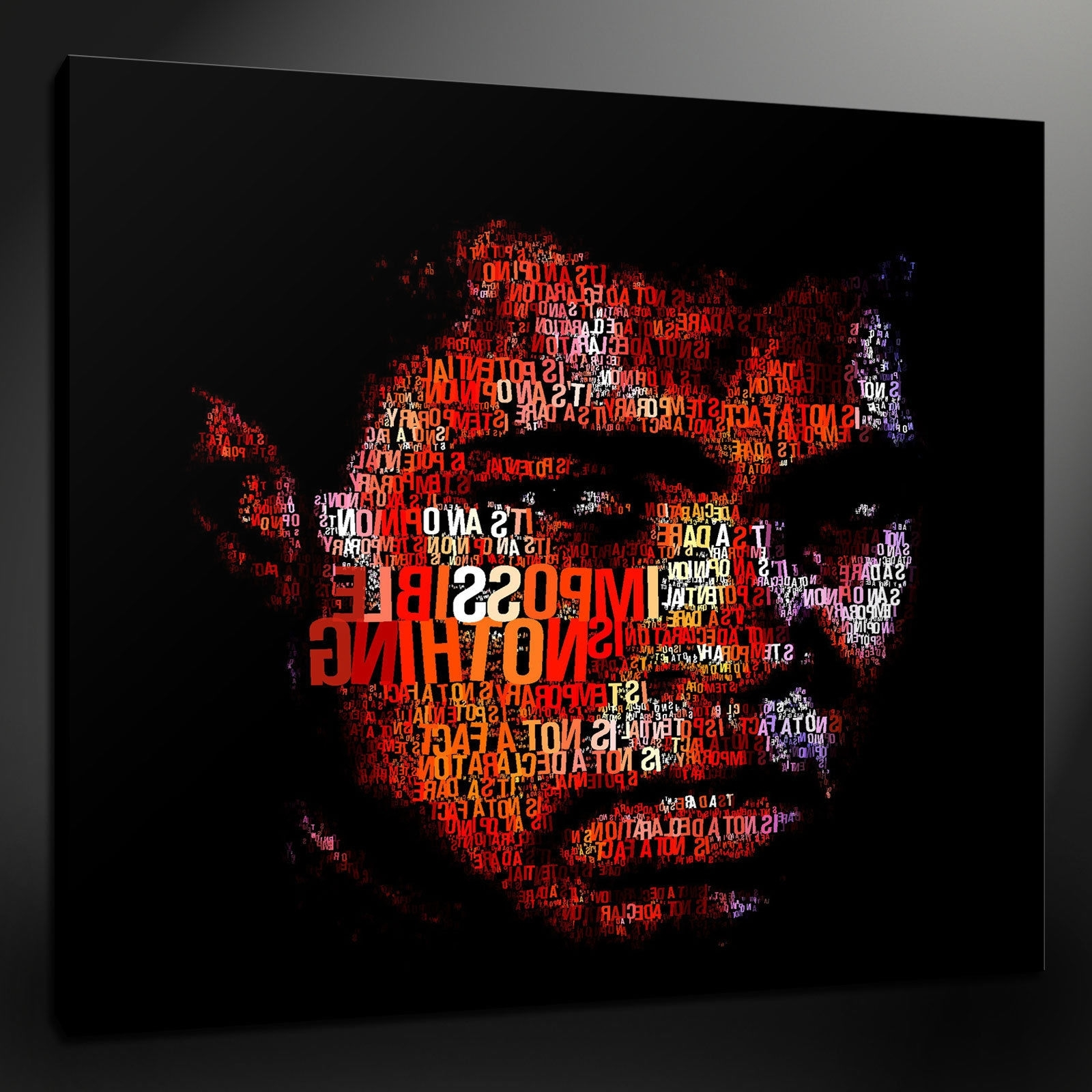 Well Known Canvas Print Pictures. High Quality, Handmade, Free Next Day Delivery (View 4 of 15)