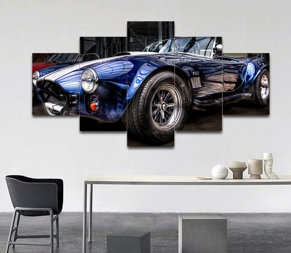 Well Known Compare Prices On Classic Cars Wall Art Frames Online Shopping Throughout Classic Car Wall Art (View 10 of 15)