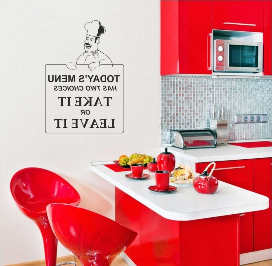 Well Known Cool Kitchen Wall Art With Kitchen Wall Decor Modern In Nice Kitchen Wall Decor Makipera (View 7 of 15)