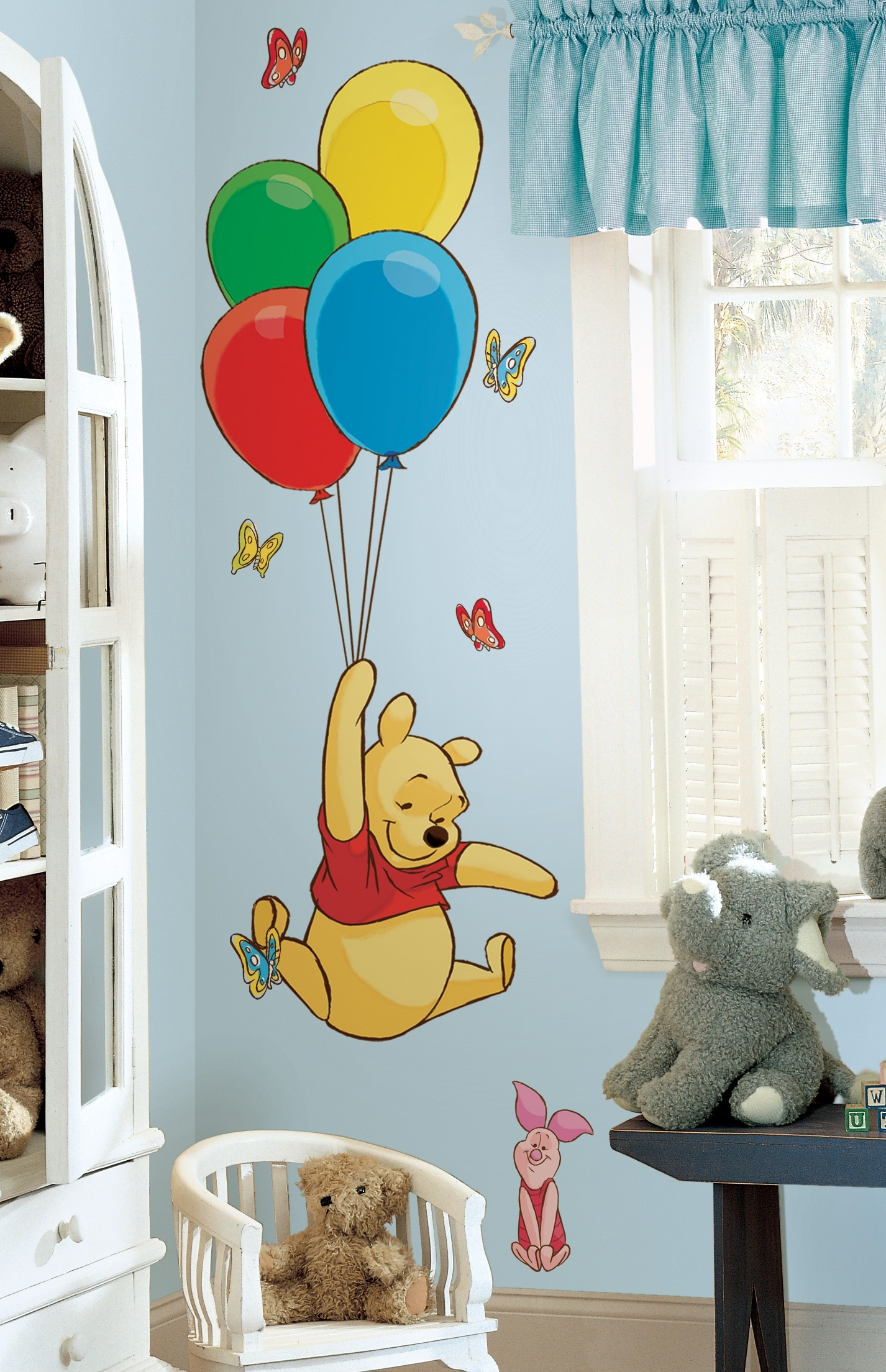 15 ideas of winnie the pooh wall art. Black Bedroom Furniture Sets. Home Design Ideas