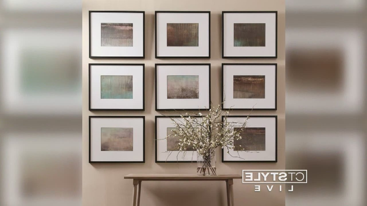 Well Known Ethan Allen Wall Art Intended For Ethan Allen Design Tips: The Do's And Don'ts Of Wall Art (View 1 of 15)