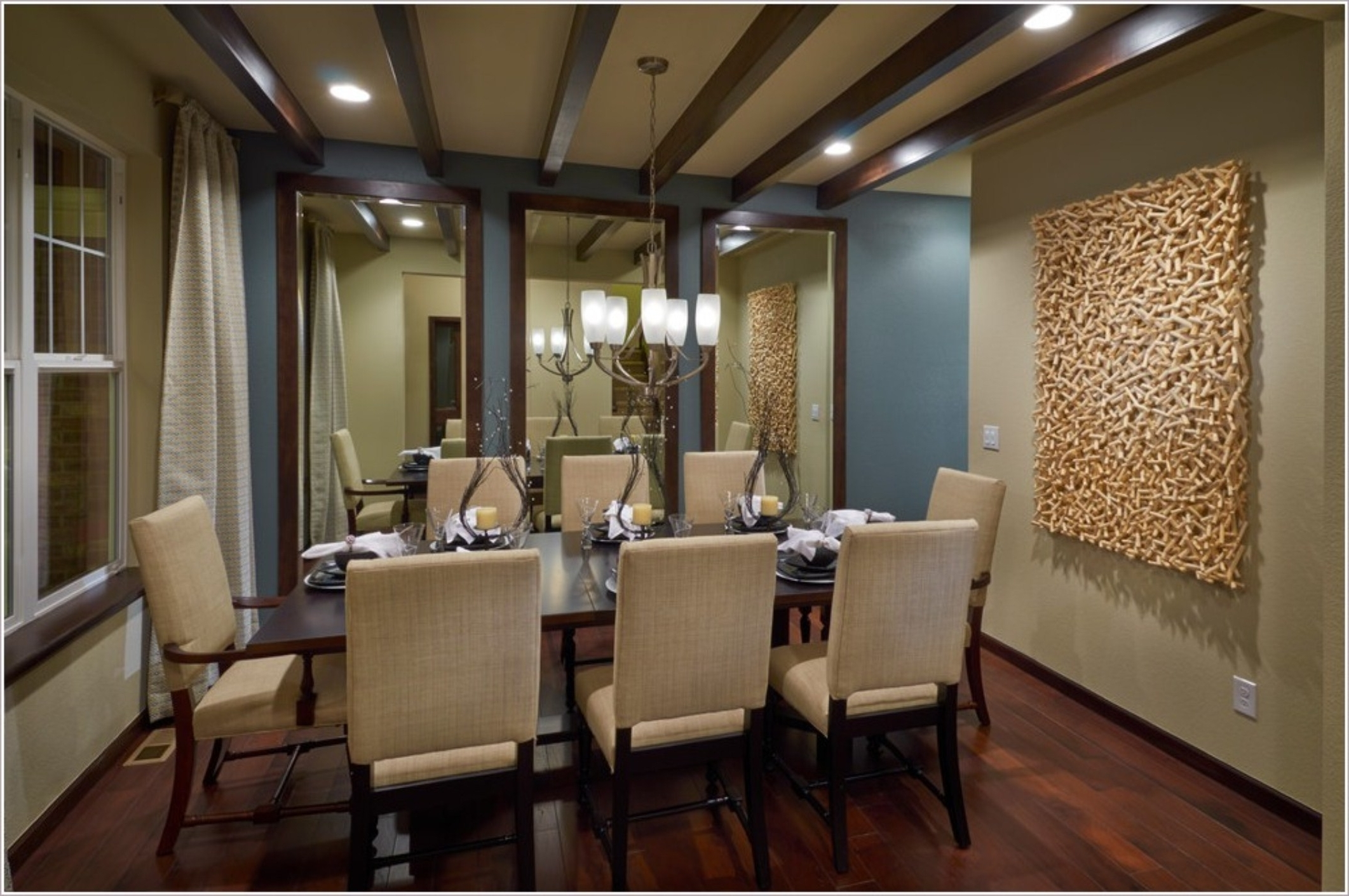Featured Photo of Formal Dining Room Wall Art