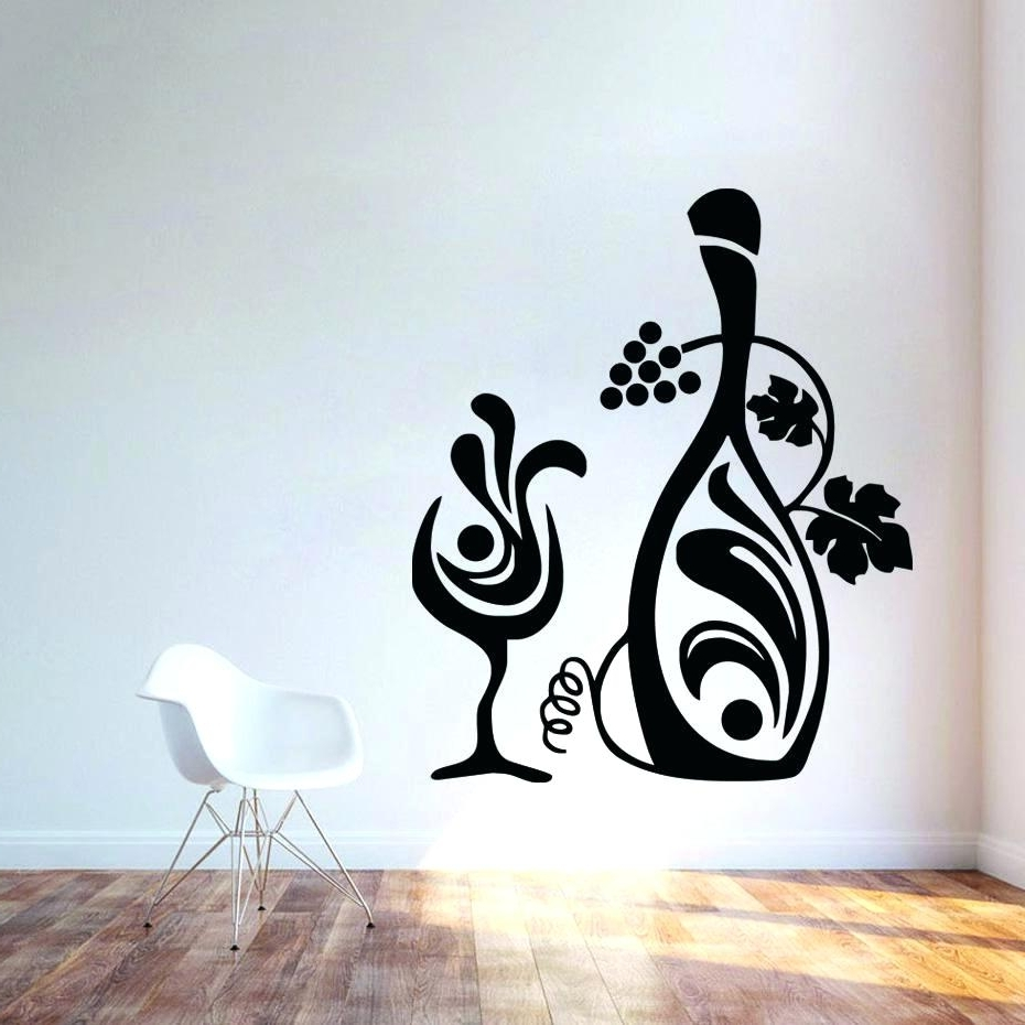 Well Known Grape Wall Art In Grape Wall Decals Choices Of Grape Vine Wall Art Wall Art Ideas (View 15 of 15)
