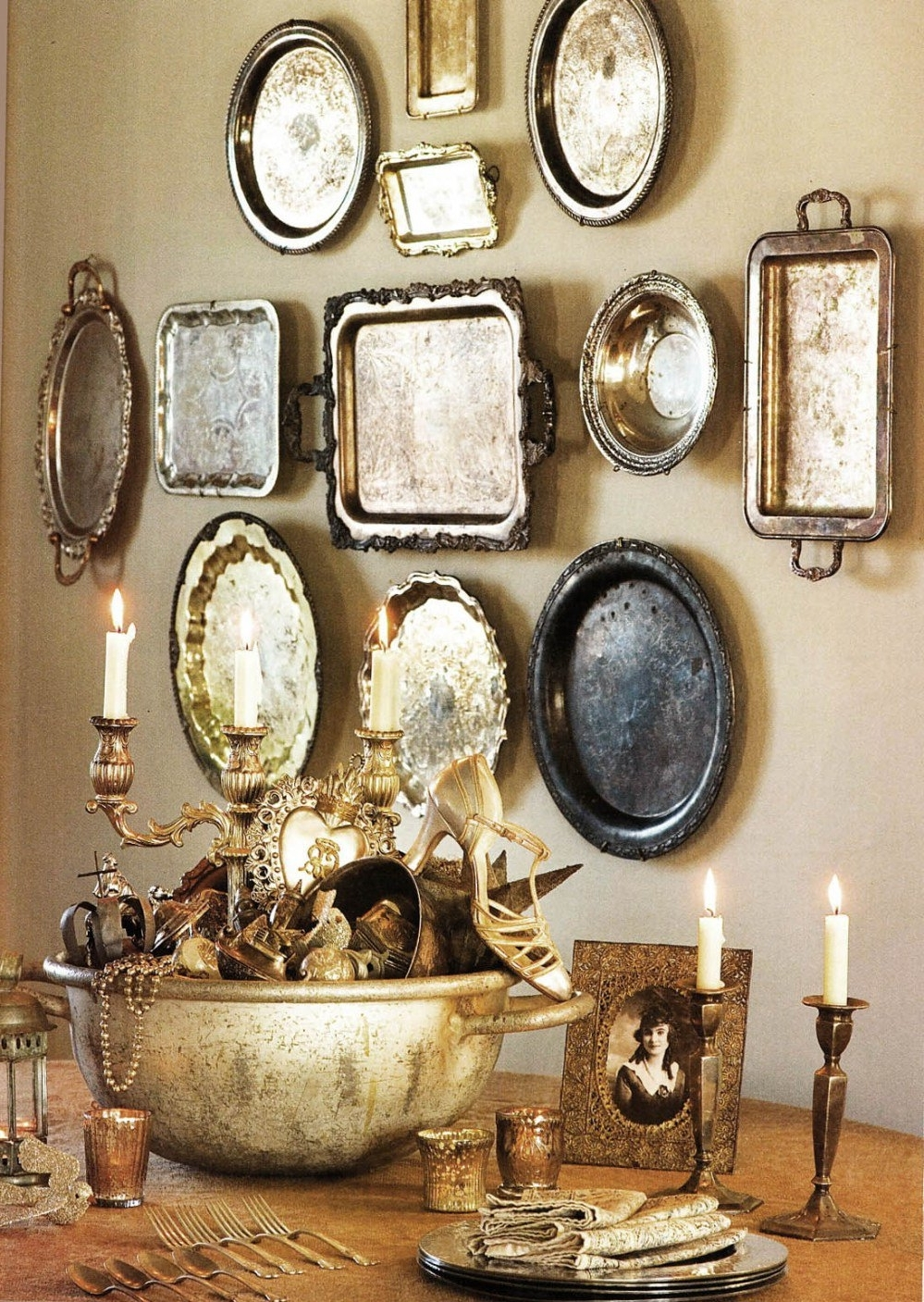 Well Known Large Vintage Wall Art Regarding Vintage Wall Decor Superb Vintage Wall Decor – Wall Art And Wall (View 9 of 15)
