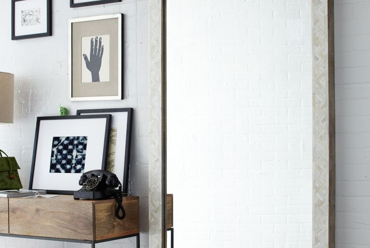 Well Known Mirror : Excellent Wall Art Mirrors Modern Uk Chester Mirror Regarding Cheap Modern Wall Art (View 14 of 15)