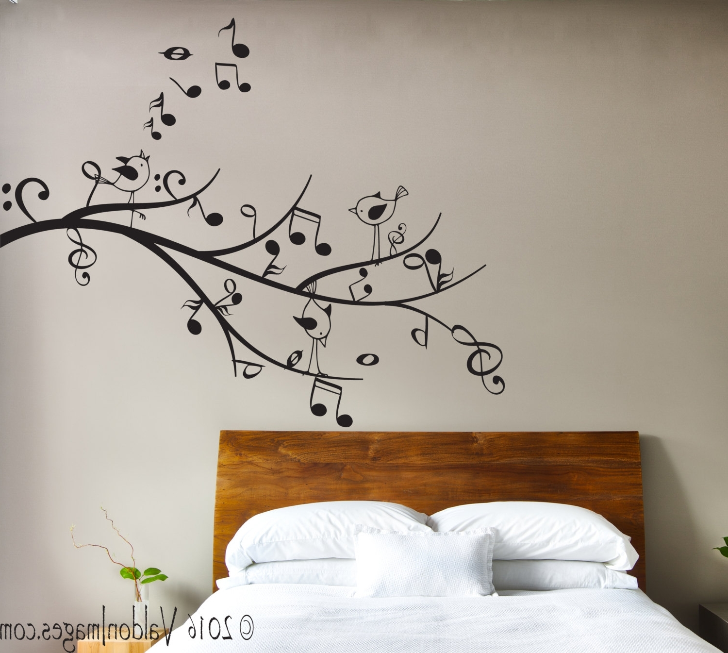 Well Known Music Lyrics Wall Art With Music Note Wall Decal Music Wall  Decal Heartbeat Wall