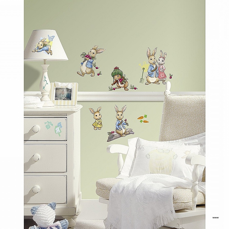 Well Known Peter Rabbit Nursery Wall Art For Peter Rabbit Nursery Wall Art Elegant Cream & White Dotty Beatrix (View 13 of 15)