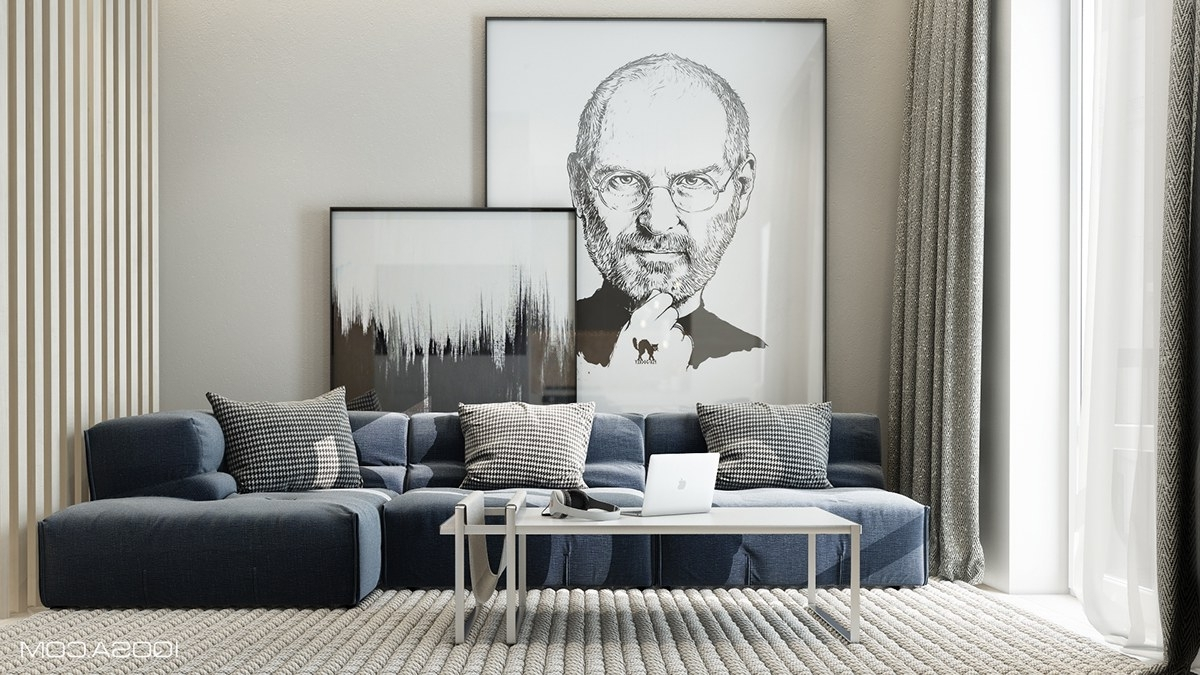 Well Known Sofa Size Wall Art Within Sofa Size Wall Art 13 With Sofa Size Wall Art – Fjellkjeden (View 7 of 15)