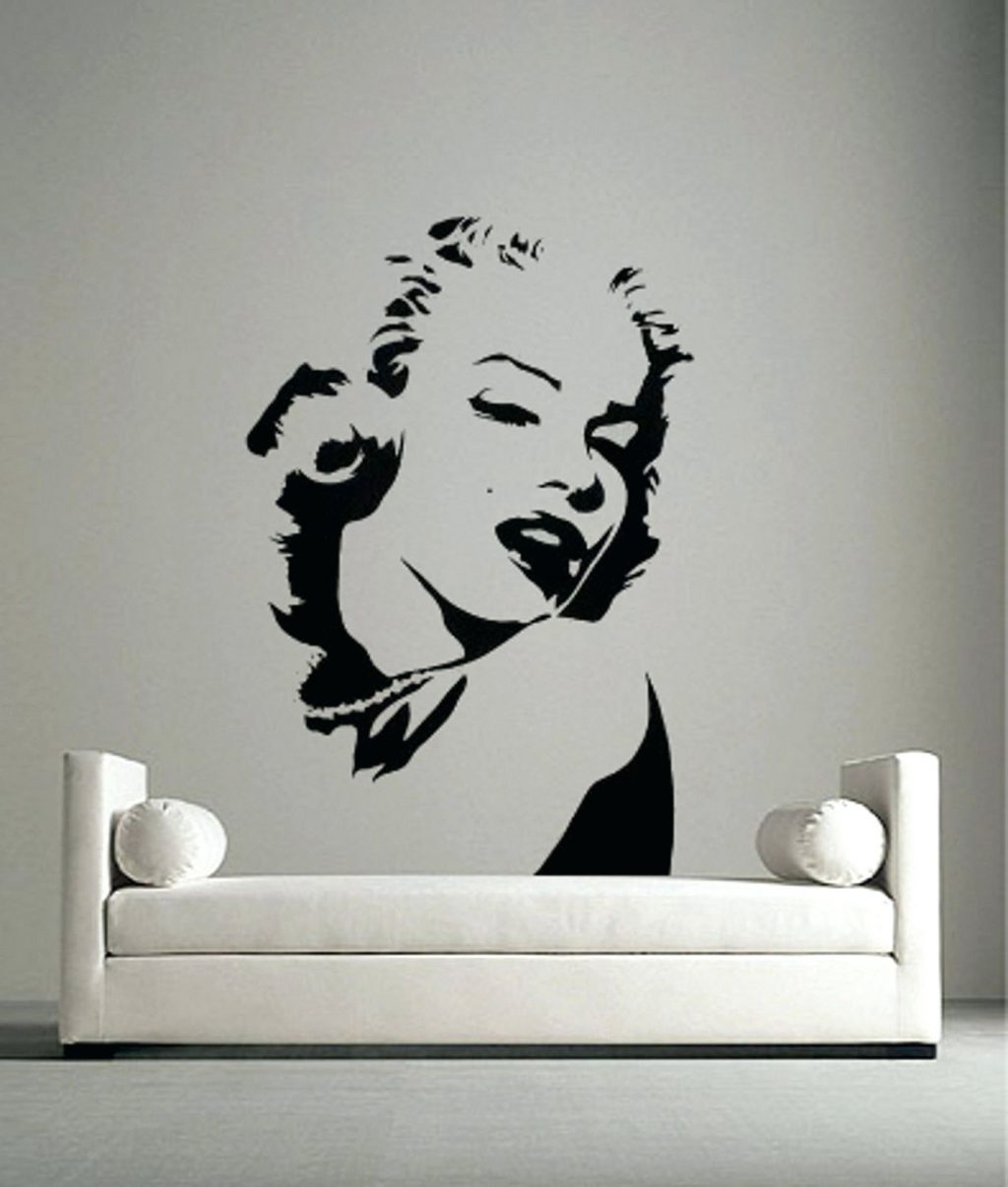 Well Known Stencil Wall Art For Wall Arts ~ Stencil Wall Art Australia Stencil Wall Art Tree (View 15 of 15)