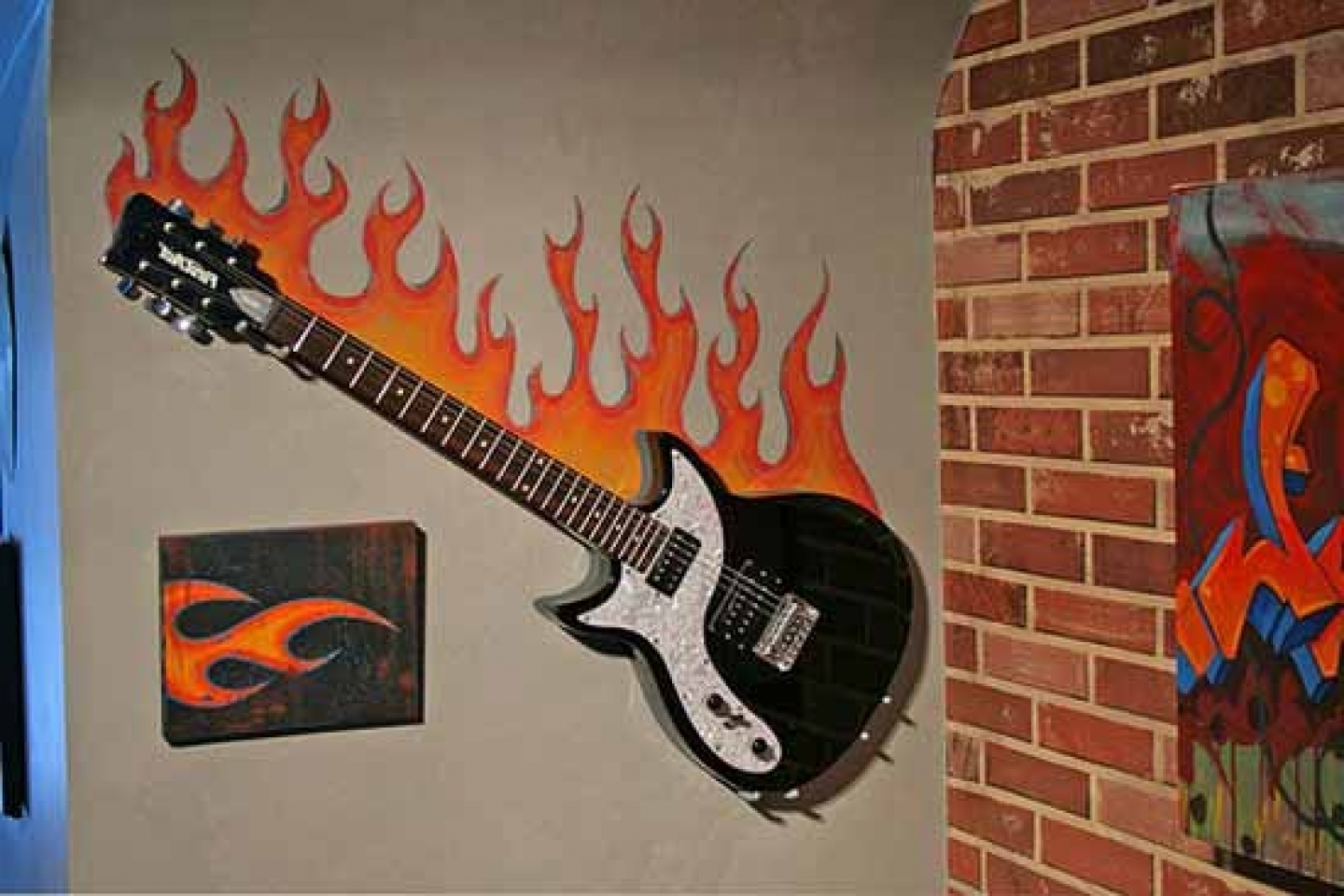 Well Known Stunning Cool Wall Art For Teenagers And Decorating Ideas College Throughout Wall Art For Guys (View 13 of 15)