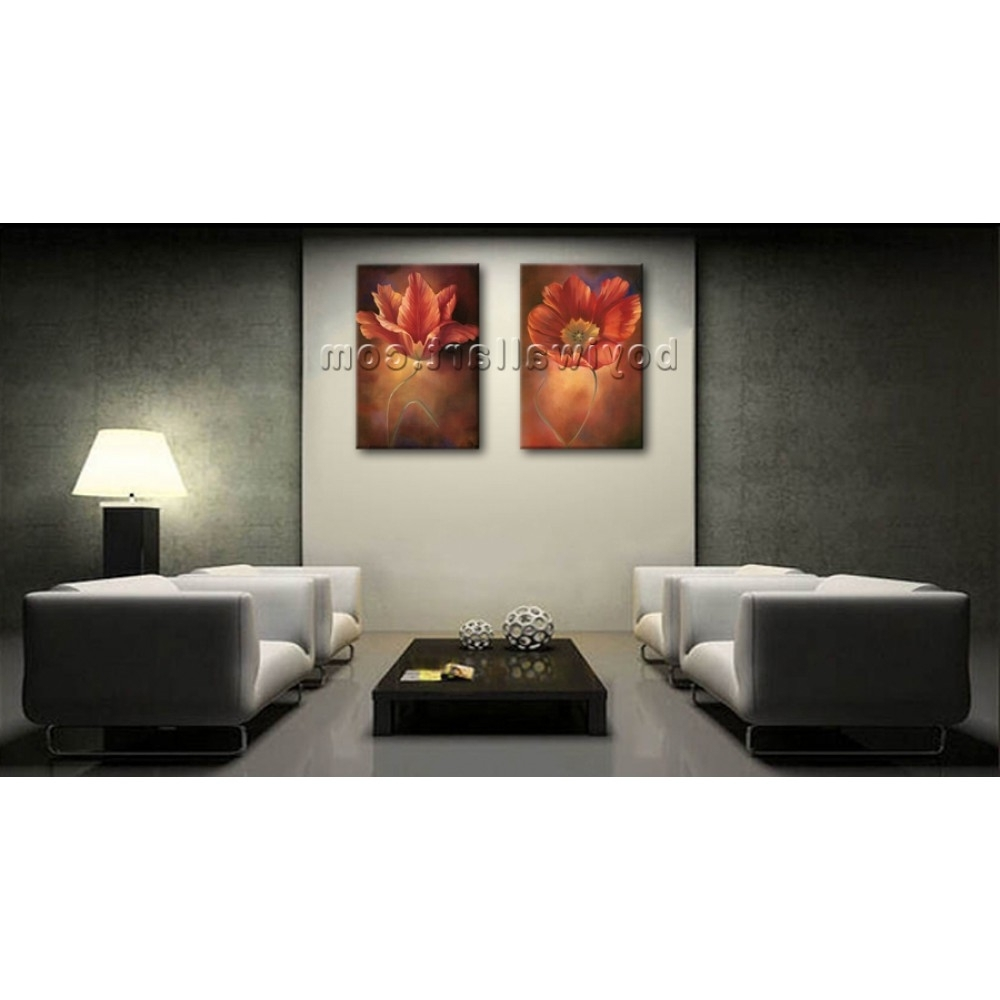 Well Known Wall Art Design: Large Framed Wall Art Luxurious Design Collection Within Large Framed Abstract Wall Art (View 14 of 15)