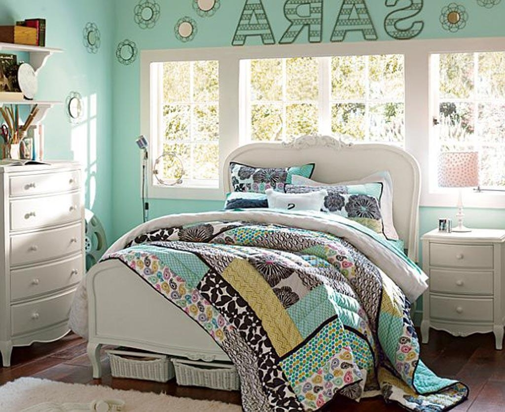 2019 Latest Wall Art For Teenage Girl Bedrooms