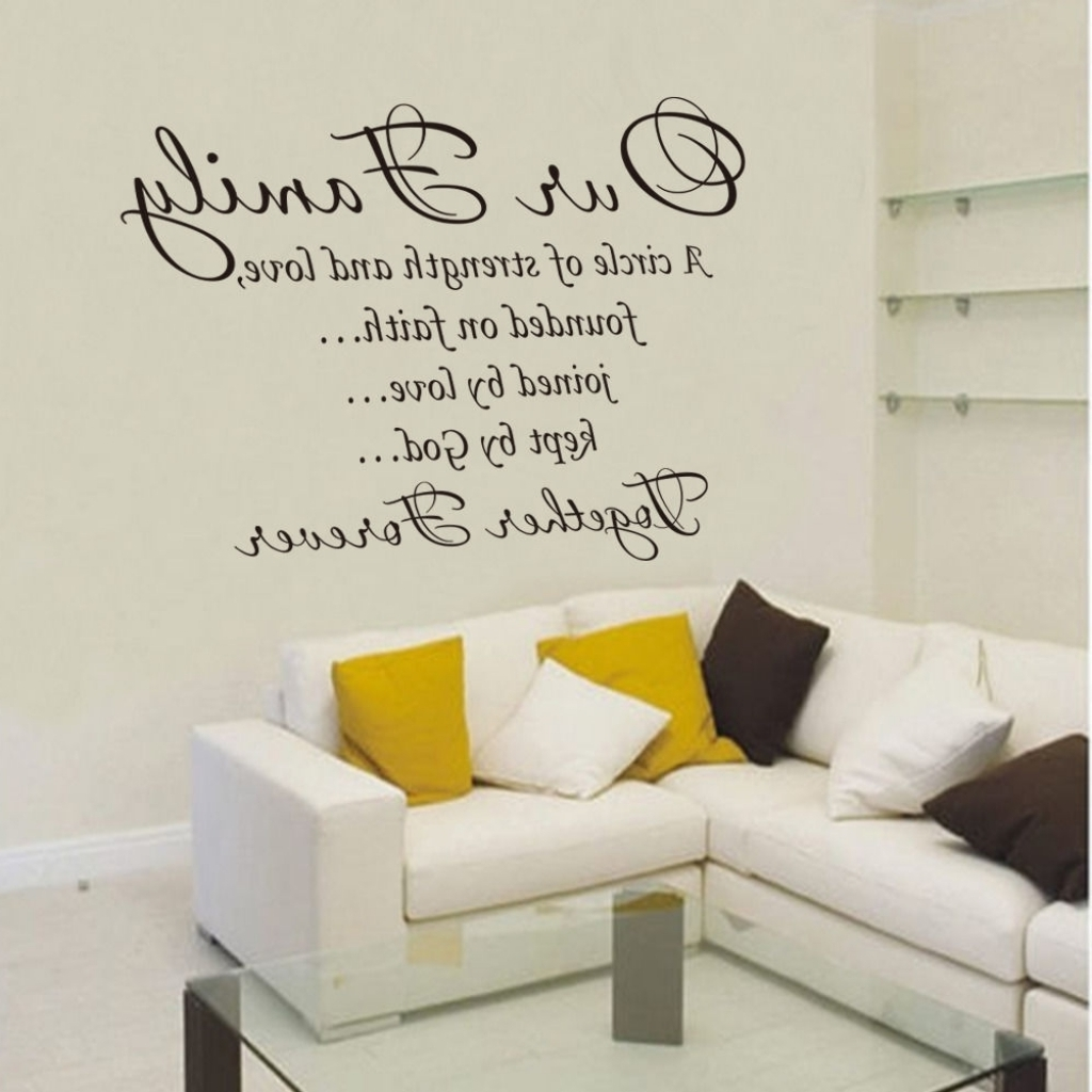 Well Known Wall Art Top Ten Simple Wall Art Family Family Metal Wall Decor In Metal Wall Art Quotes (View 15 of 15)