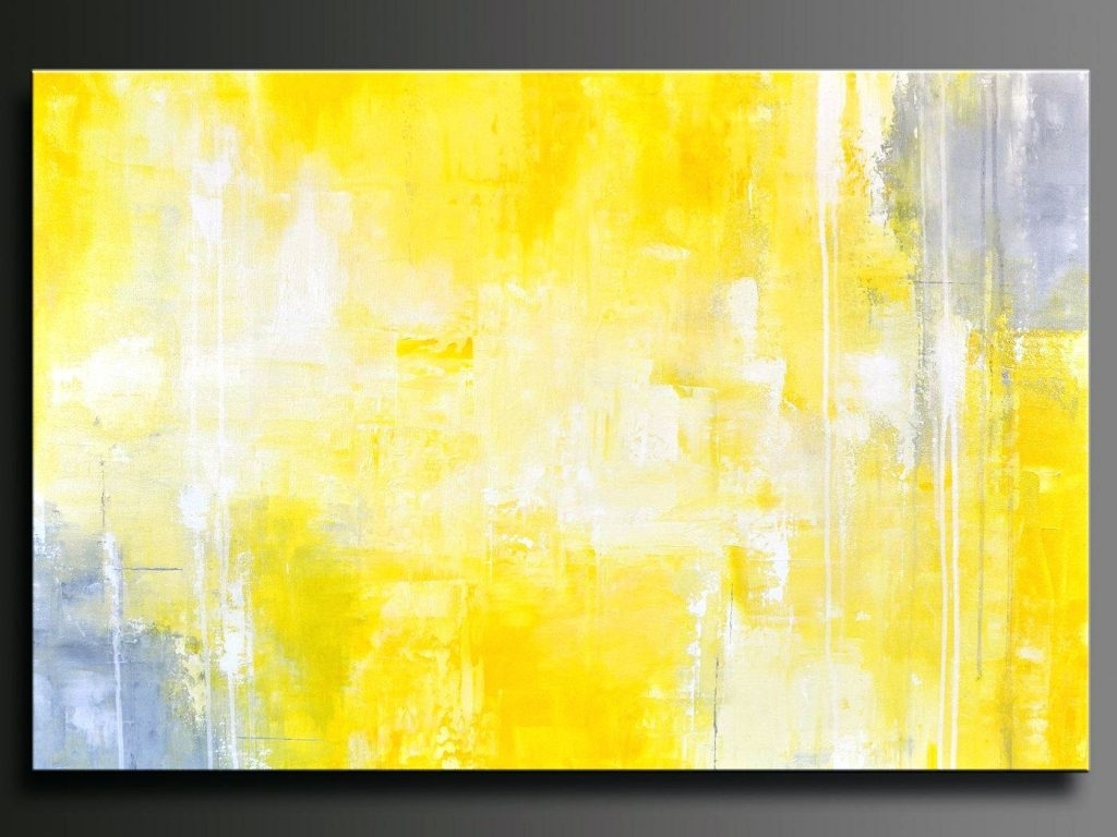 Well Known Wall Arts ~ Yellow And Blue Wall Art Wall Art Image 18 Of 20 Red Within Yellow And Blue Wall Art (View 8 of 15)