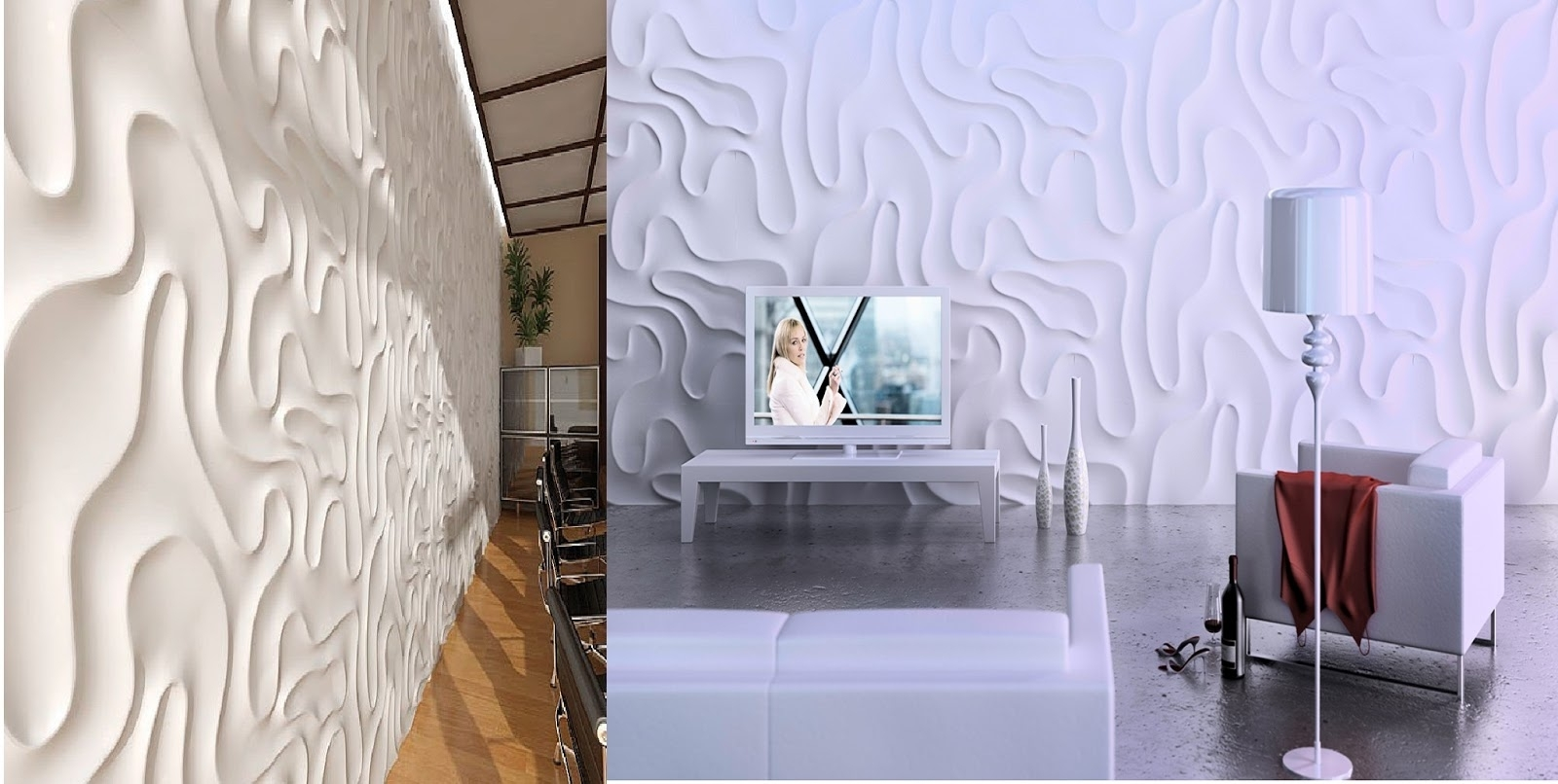 Well Liked 3d Wall Panels Wall Art For Decorative 3d Wall Panels For Unusual Wall Decor (View 11 of 15)