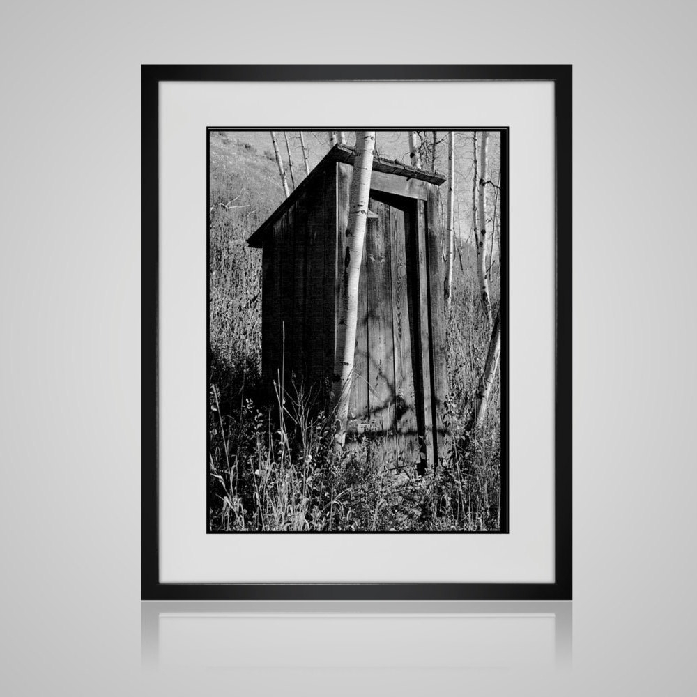 Well Liked Black And White Framed Wall Art With Regard To Funny Bathroom Print / Bathroom Wall Art / Powder Room Decor (View 4 of 15)