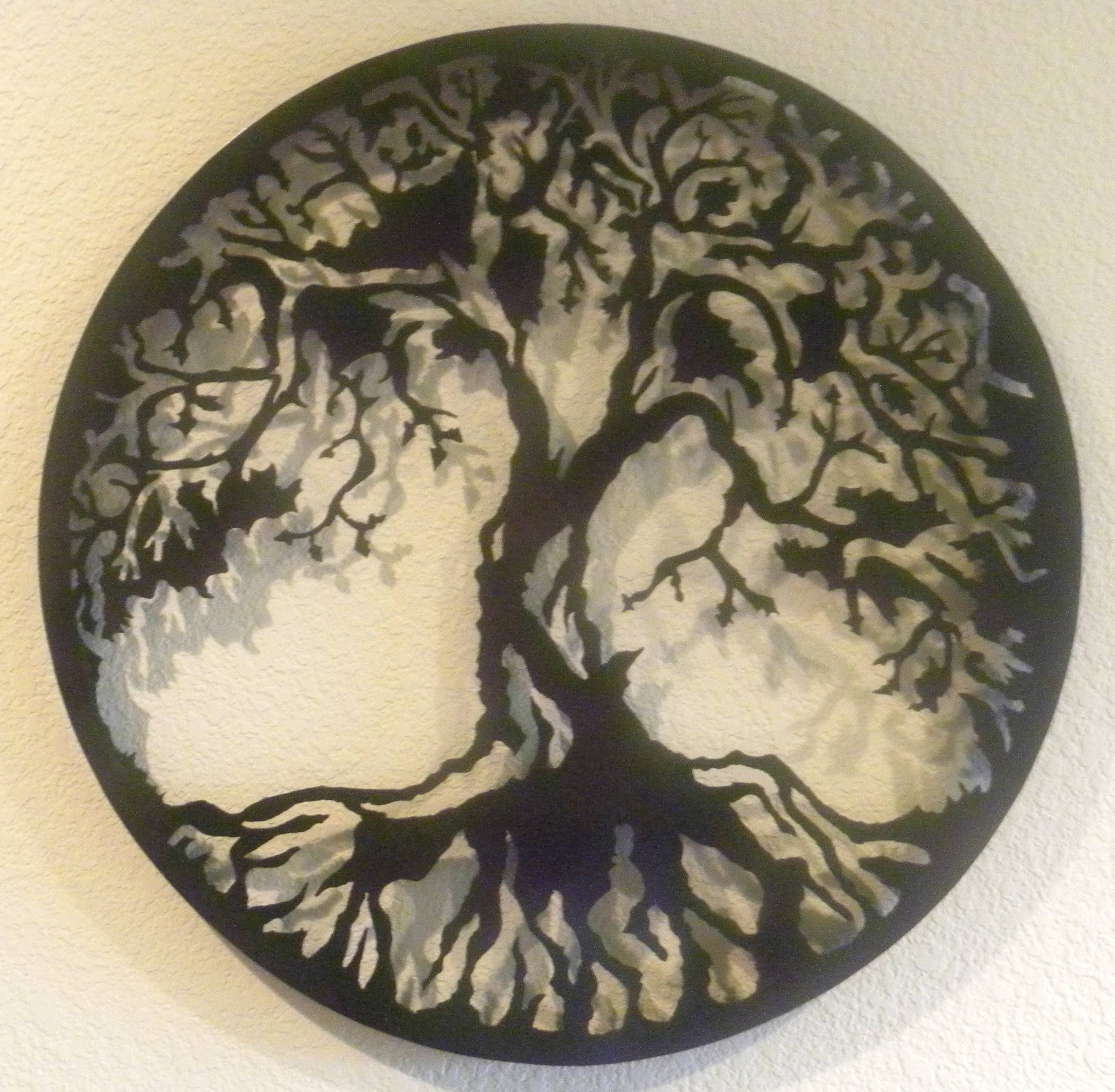 Well Liked Celtic Tree Of Life Wall Art Regarding Van Read: Southern Imagination (View 14 of 15)
