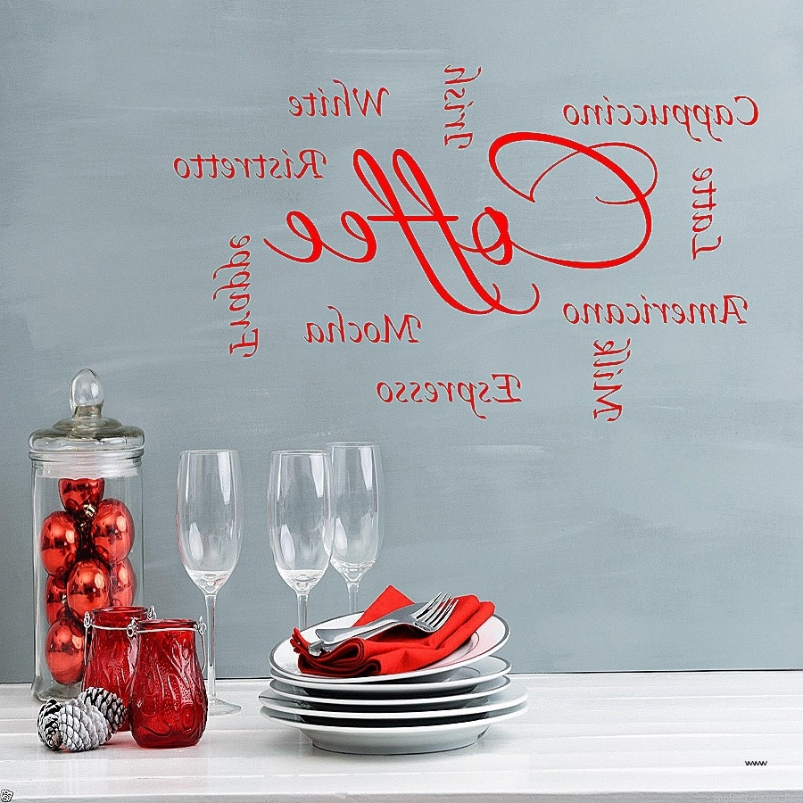 Well Liked Cucina Wall Art Decors Pertaining To Cucina Wall Art Lovely Kitchen Wall Stickers Decor Peenmedia Full (View 15 of 15)