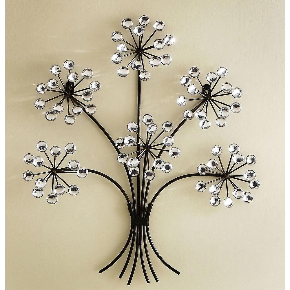 Well Liked Metal Wall Art For Bathroom Regarding Metal Wall Art Decor (View 15 of 15)