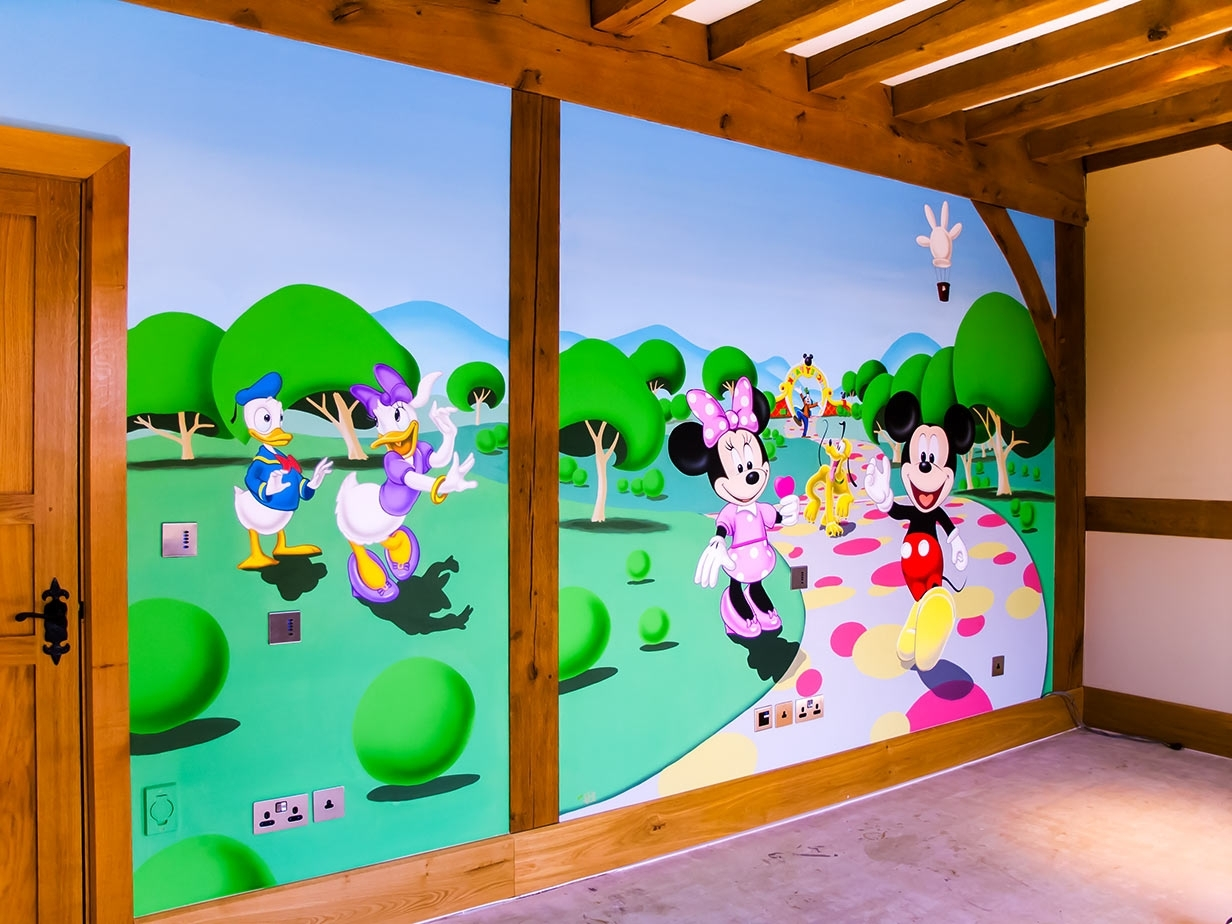 Well Liked Mickey Mouse Clubhouse Wall Art Intended For Mickey Mouse Clubhouse Wall Decor – Mickey Mouse Clubhouse (View 15 of 15)