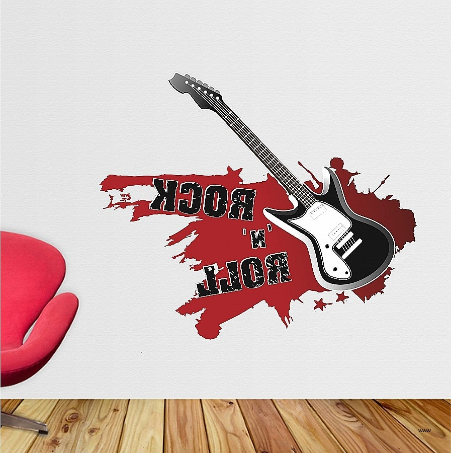 Well Liked Rock And Roll Wall Art Intended For Rock And Roll Wall Art Fresh The Grafix Studio High Definition (View 15 of 15)