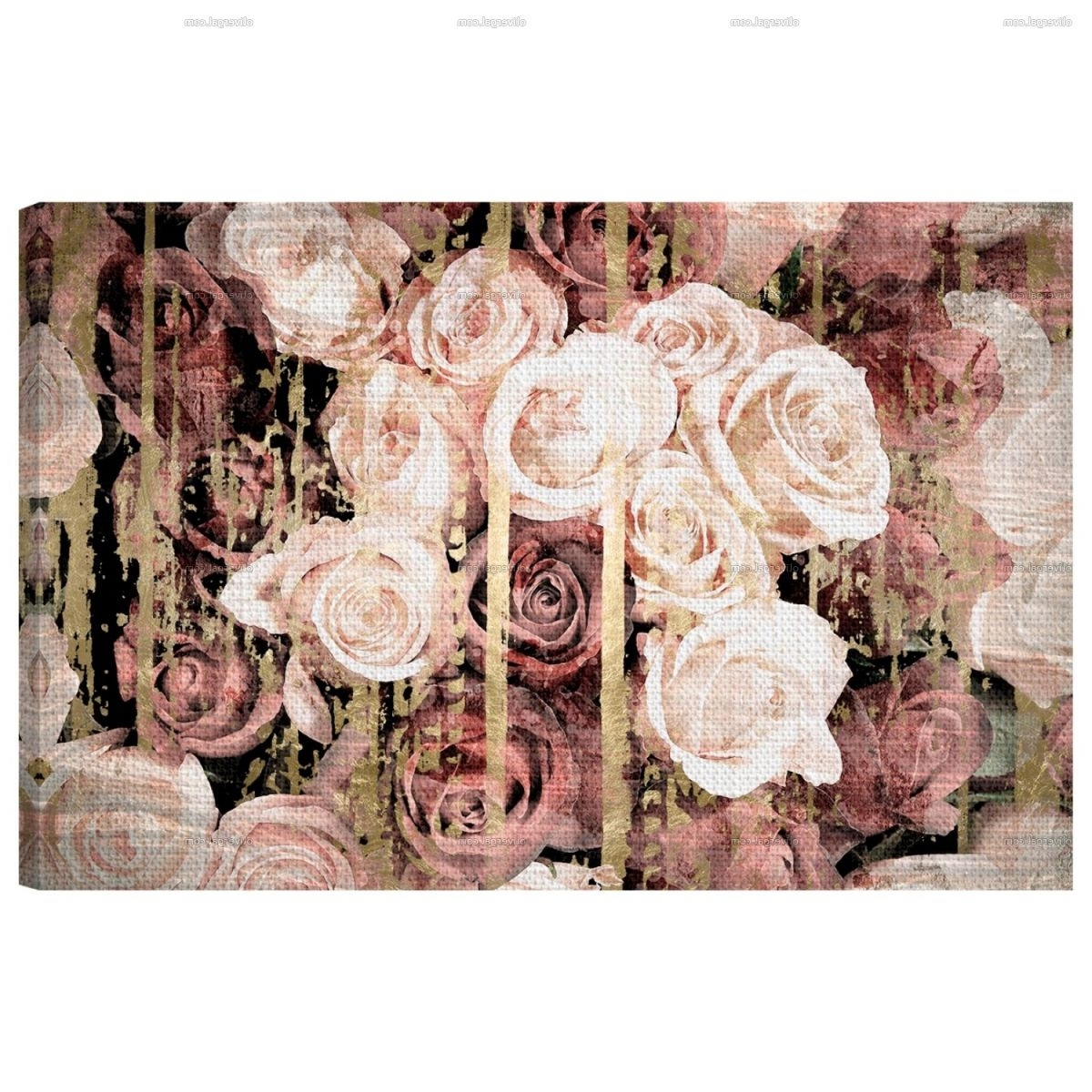 Featured Photo of Shabby Chic Canvas Wall Art