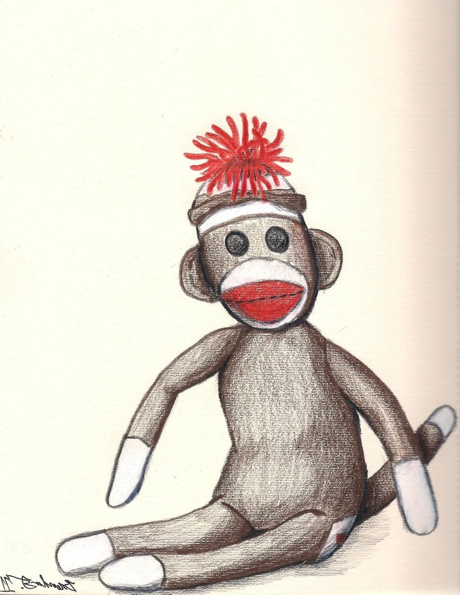 Well Liked Sock Monkeys (View 15 of 15)
