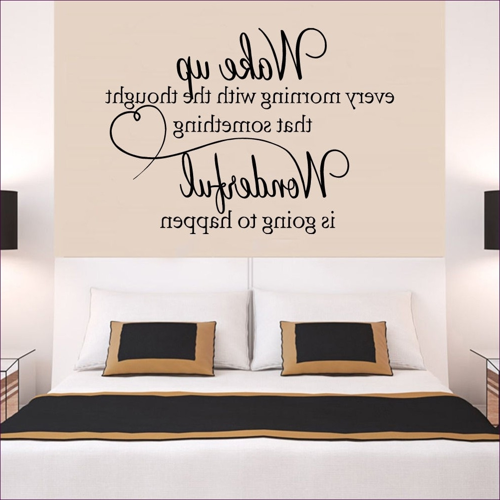 Well Liked Teenage Wall Art Throughout Bedroom : Amazing Kids Wall Art Stickers Teenage Wall Stickers (View 15 of 15)