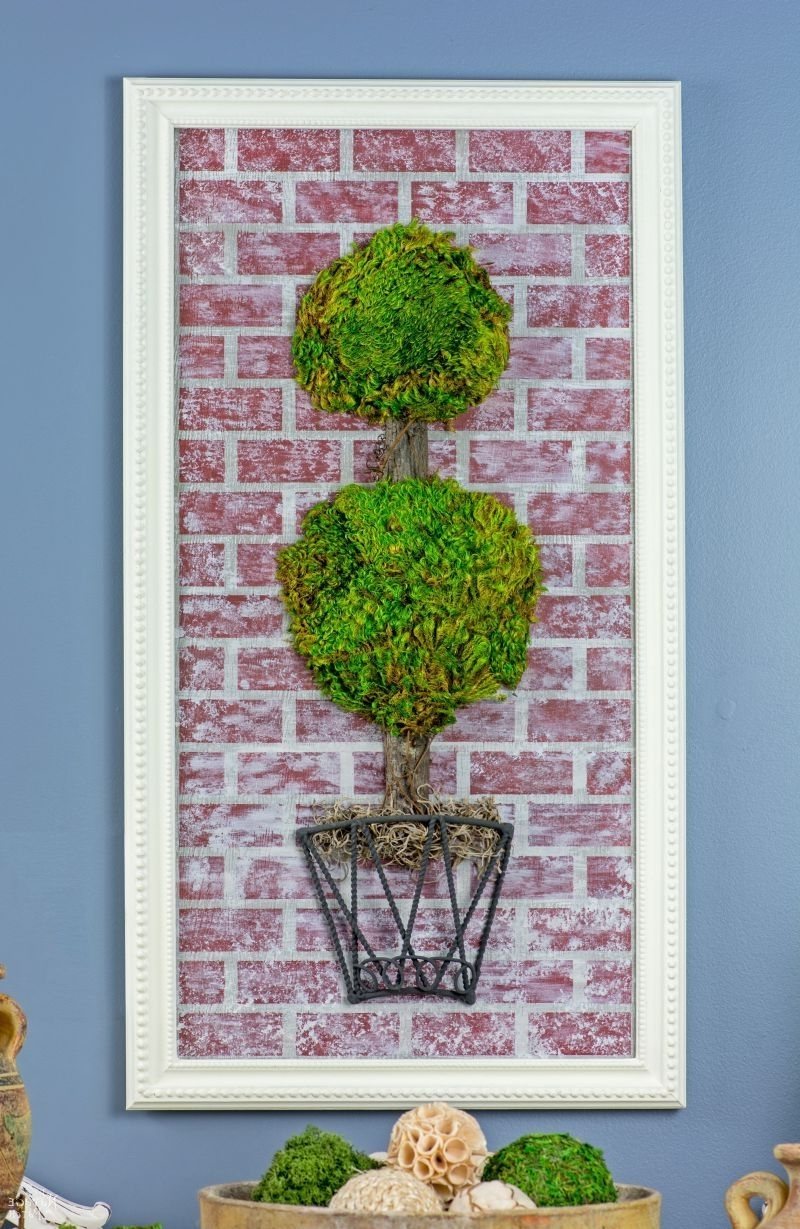 Well Liked Topiary Wall Art – The Navage Patch Intended For Topiary Wall Art (View 4 of 15)