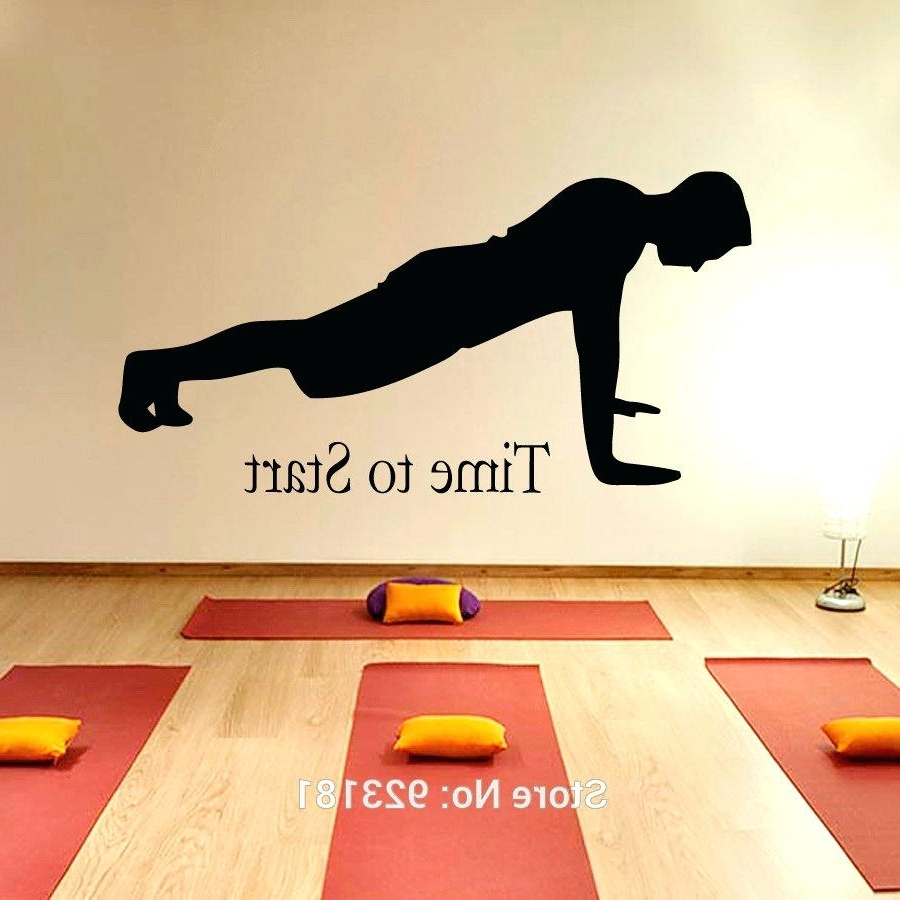 Well Liked Wall Art For Home Gym With Regard To Energokarta (View 15 of 15)