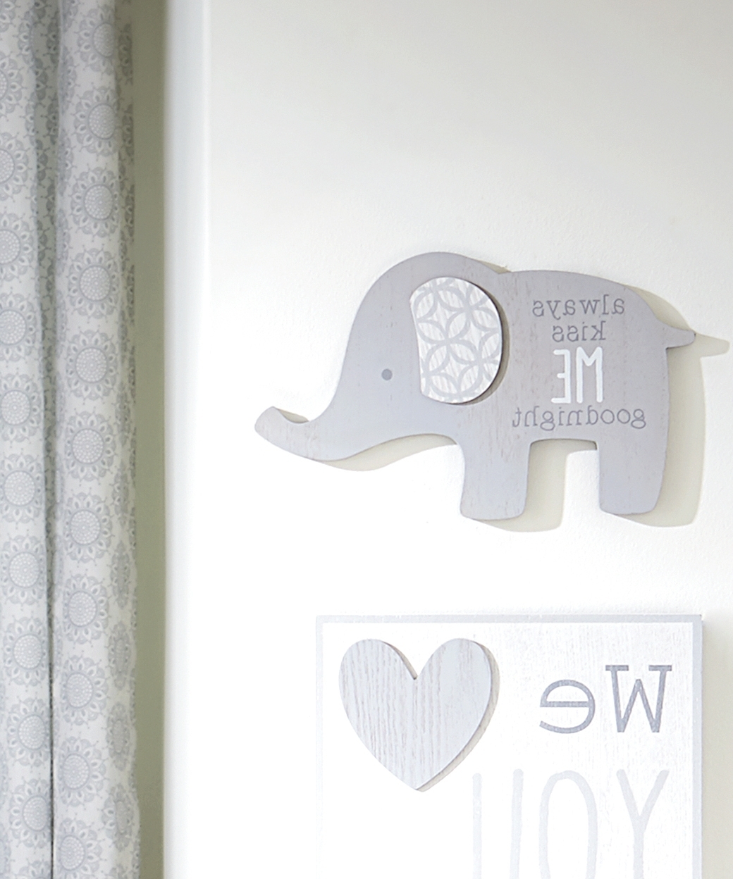 Wendy With Regard To Well Known Elephant Wall Art For Nursery (View 14 of 15)