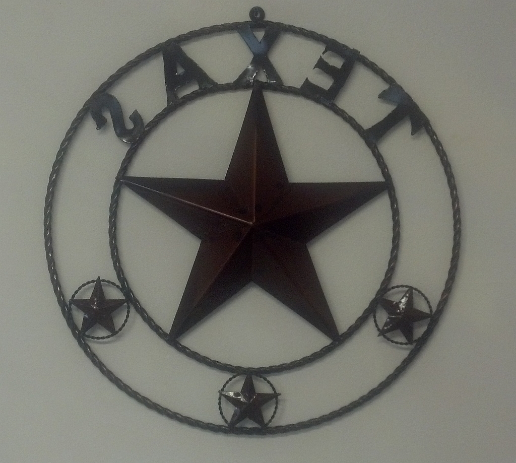 Westwood Pavillion Within 2017 Texas Star Wall Art (View 15 of 15)