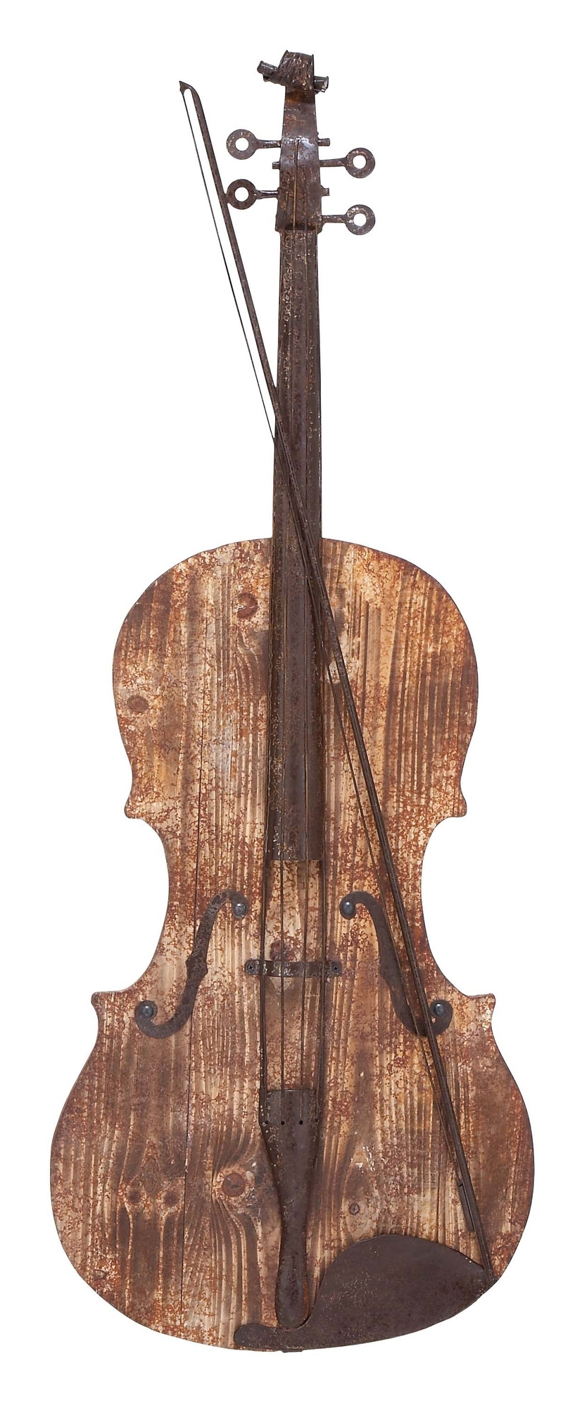 Widely Used 3d Violin – Musical Wood And Metal Wall Art For Guitar Metal Wall Art (View 15 of 15)