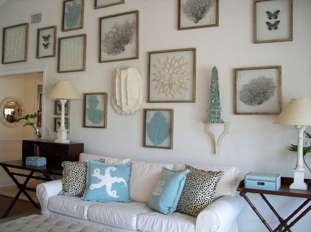 Featured Photo of Beach Cottage Wall Decors