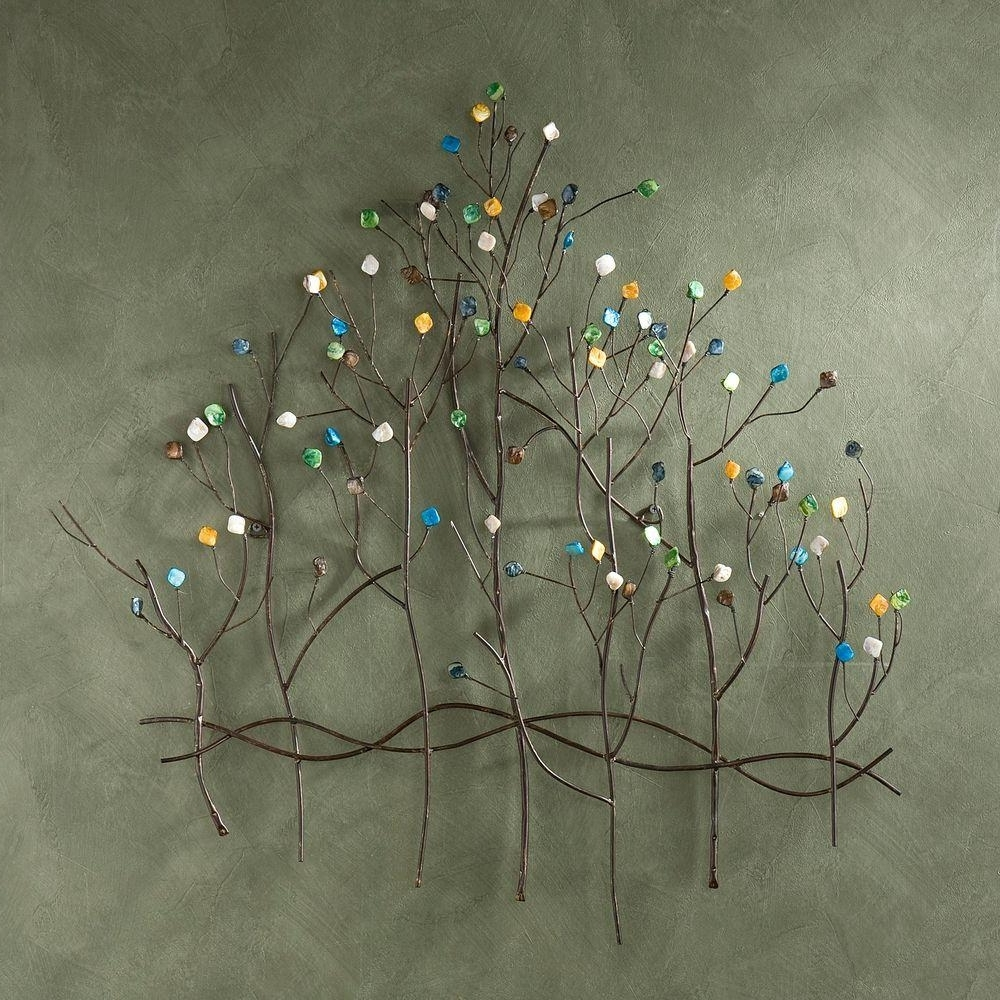 Widely Used Bronze Tree Wall Art Intended For Southern Enterprises 32.5 In.x 32 In (View 13 of 15)