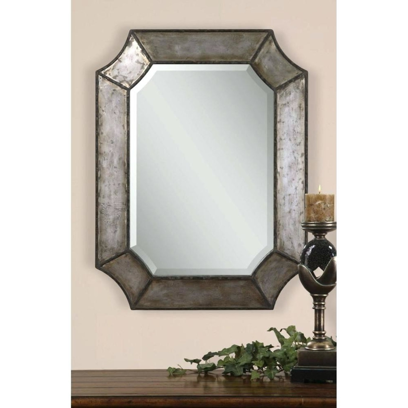 15 Best Ideas of Mirrored Frame Wall Art